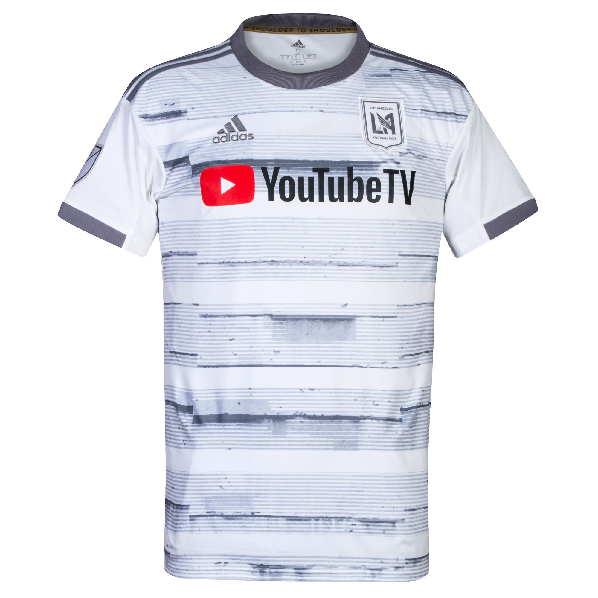 Los Angeles FC Away Shirt 2019 - 62