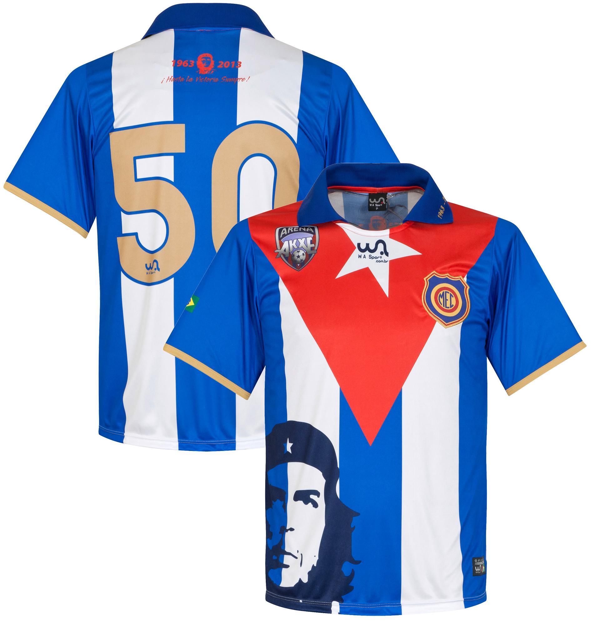 FC Madureira Che Guevara GK Shirt 2013 2014