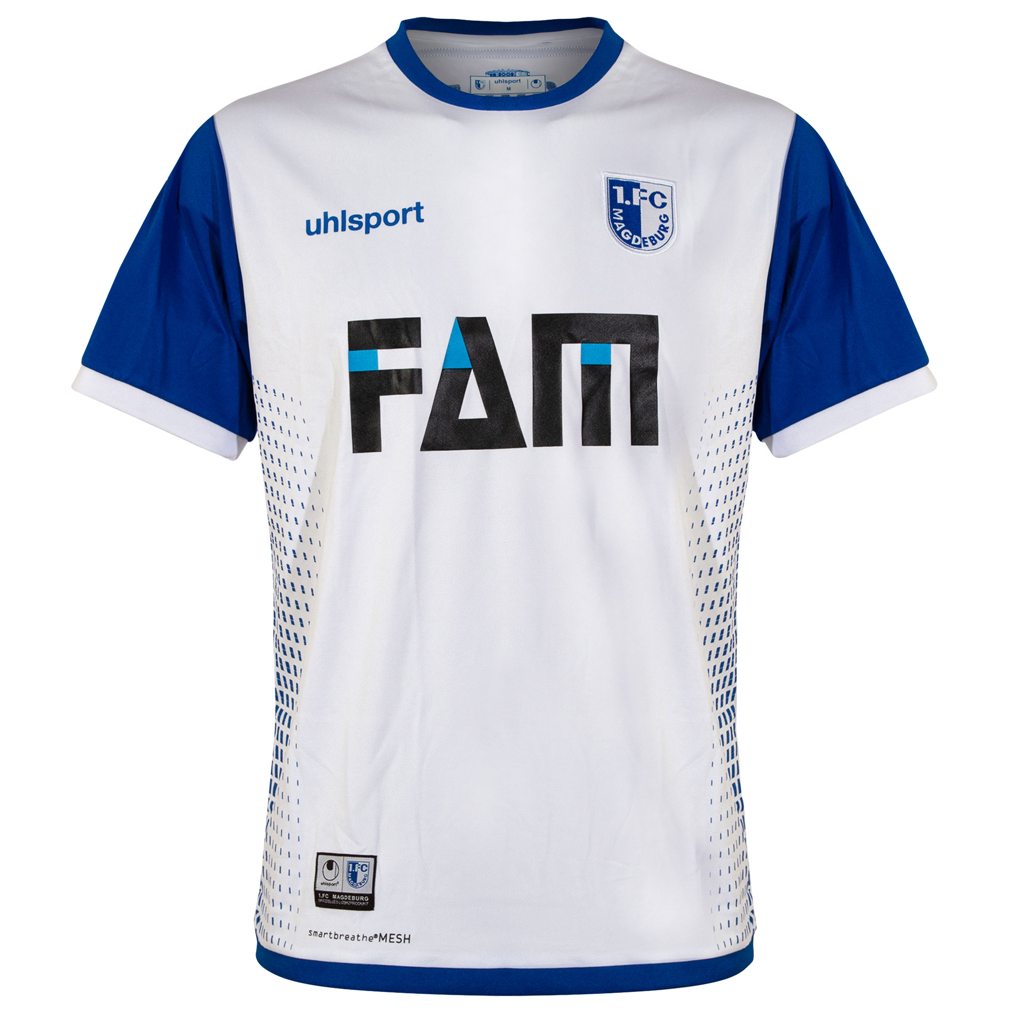 FC Magdeburg Away Shirt 2018 2019