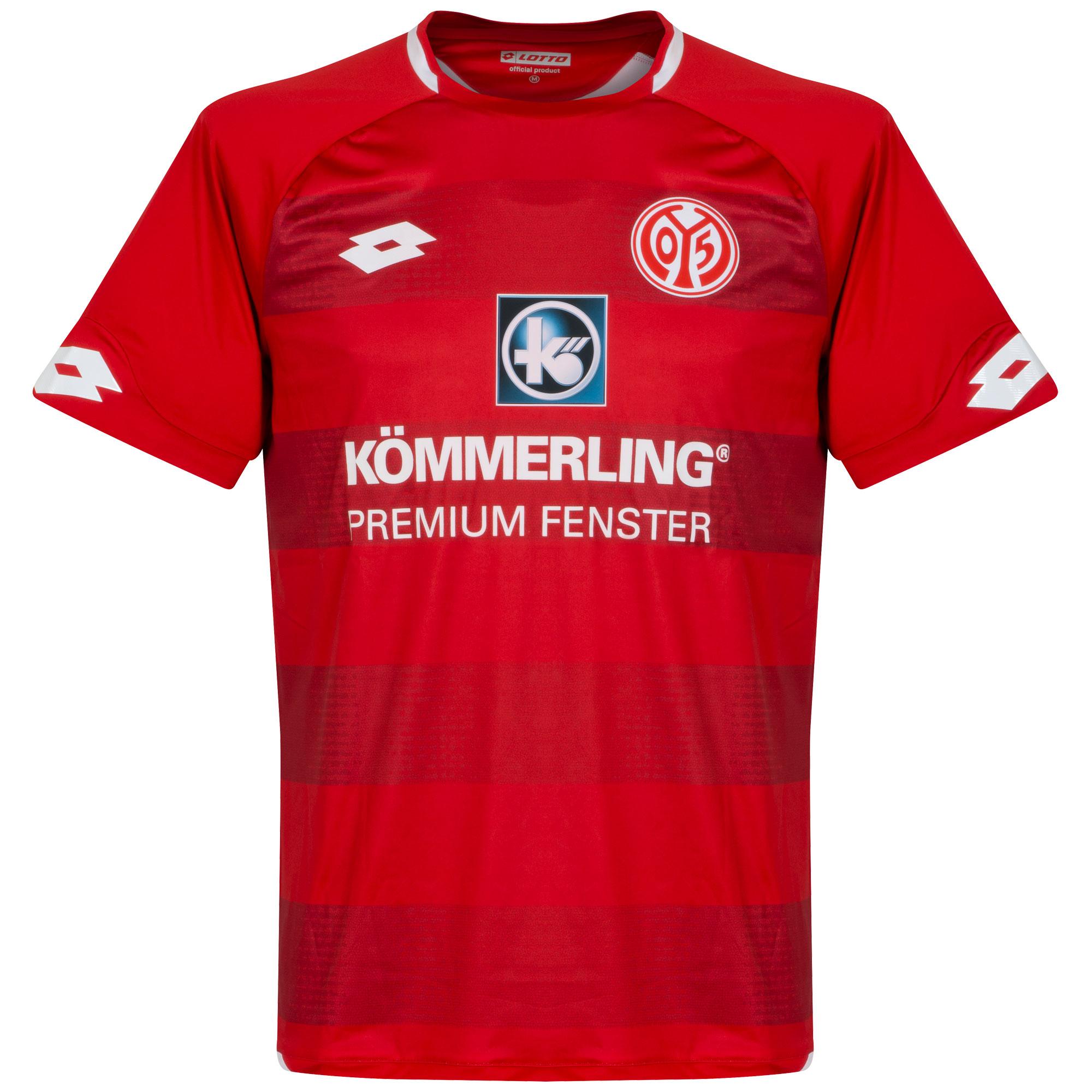 FSV Mainz 05 Home shirt