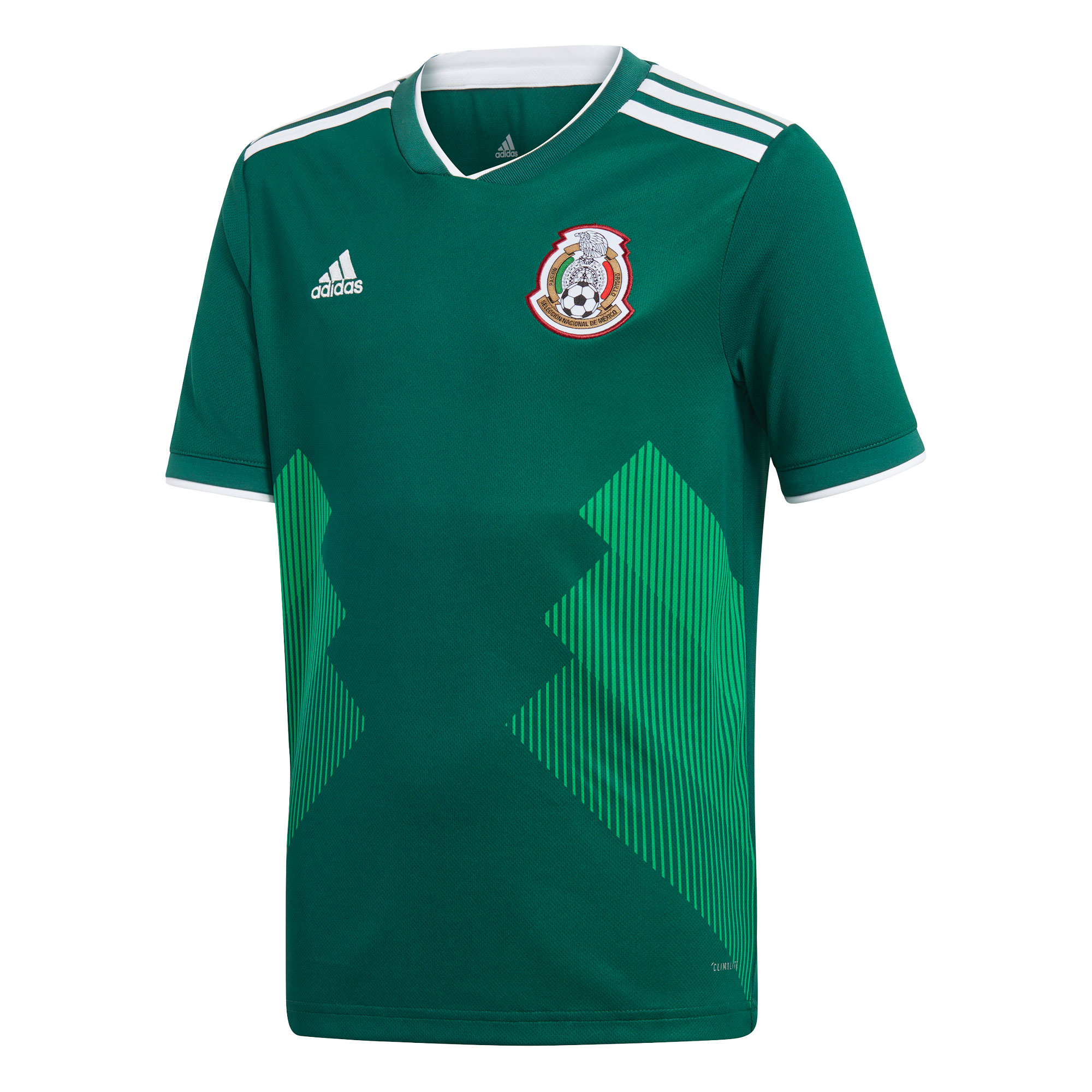 Mexico Home KIDS Shirt 2018 2019 - 152