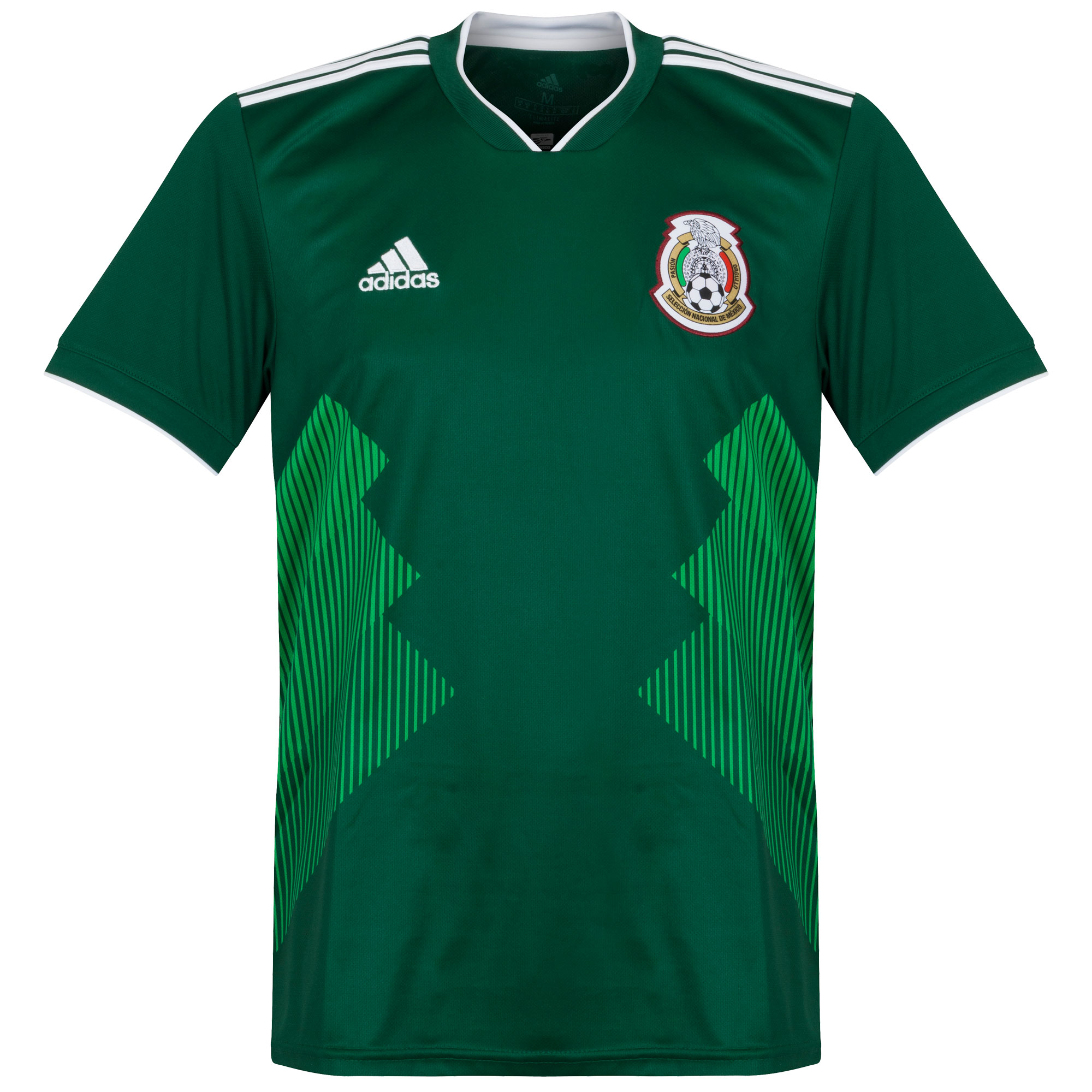 Mexico Home Shirt 2018 2019