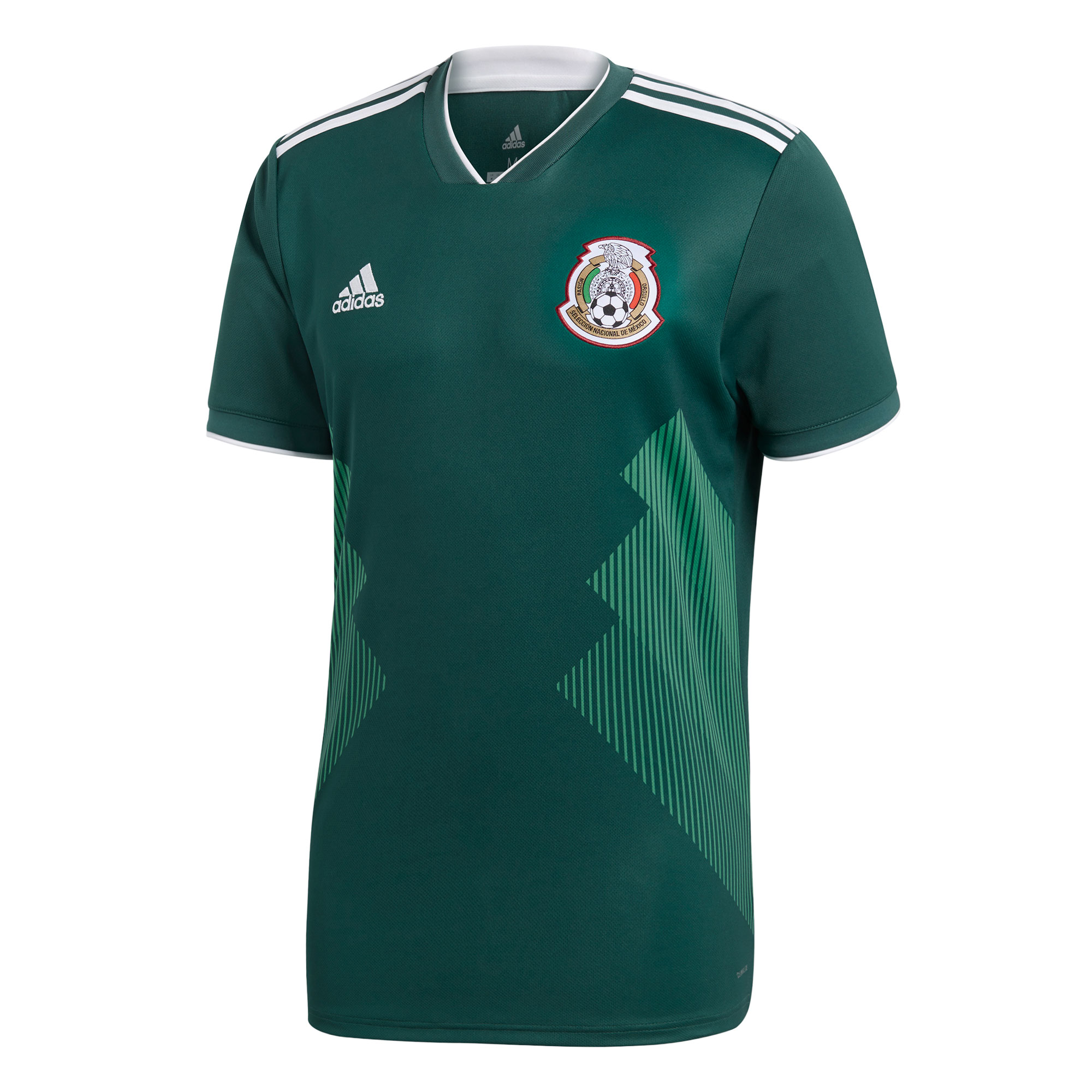 Mexico Home Jersey 2018 / 2019 - 66