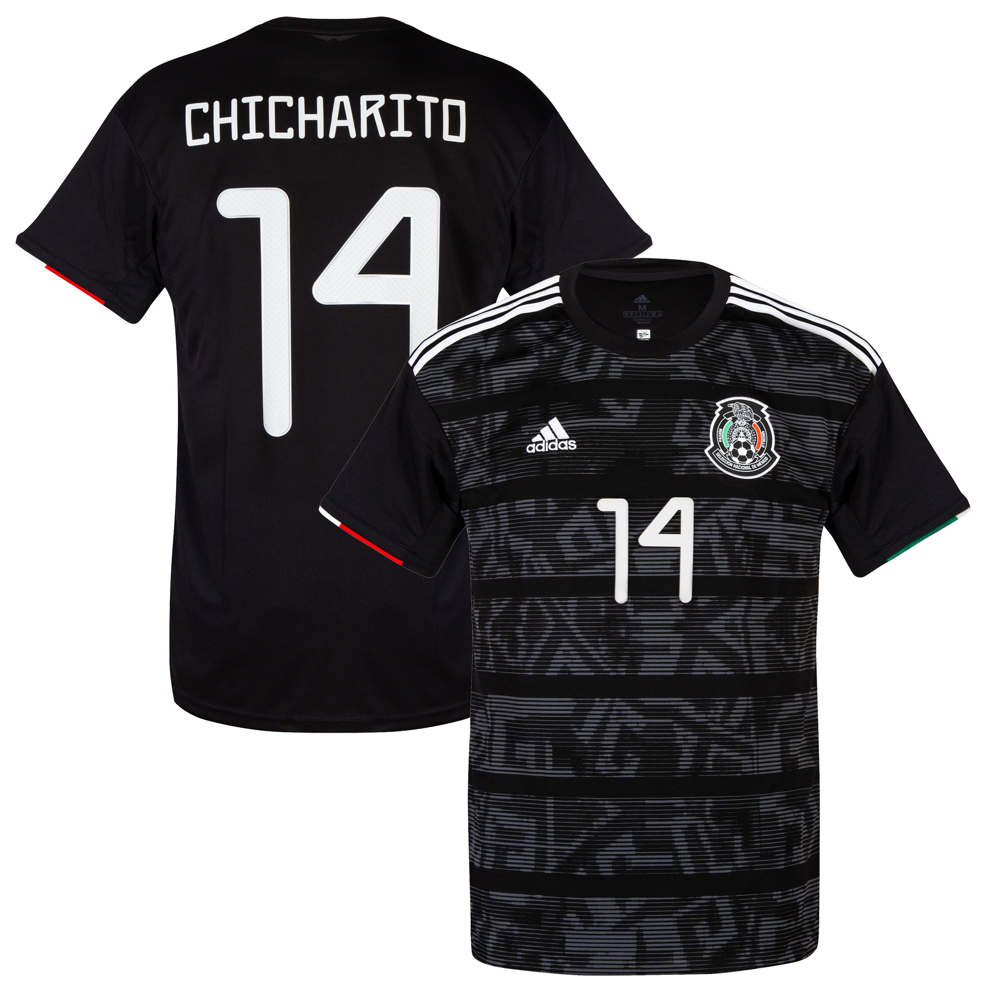 b4f84bdb8 Mexico Home Maillot de foot 2016 - 2018.