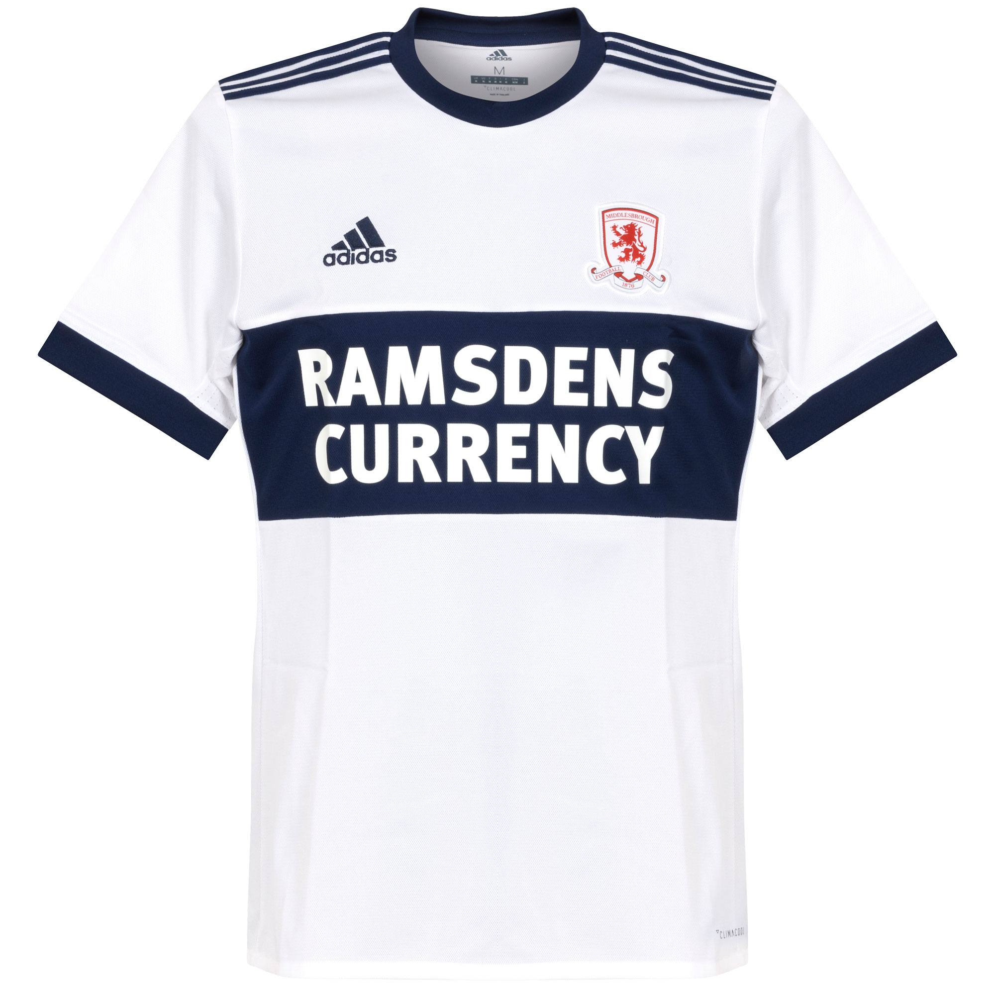 Middlesbrough Away Maglia
