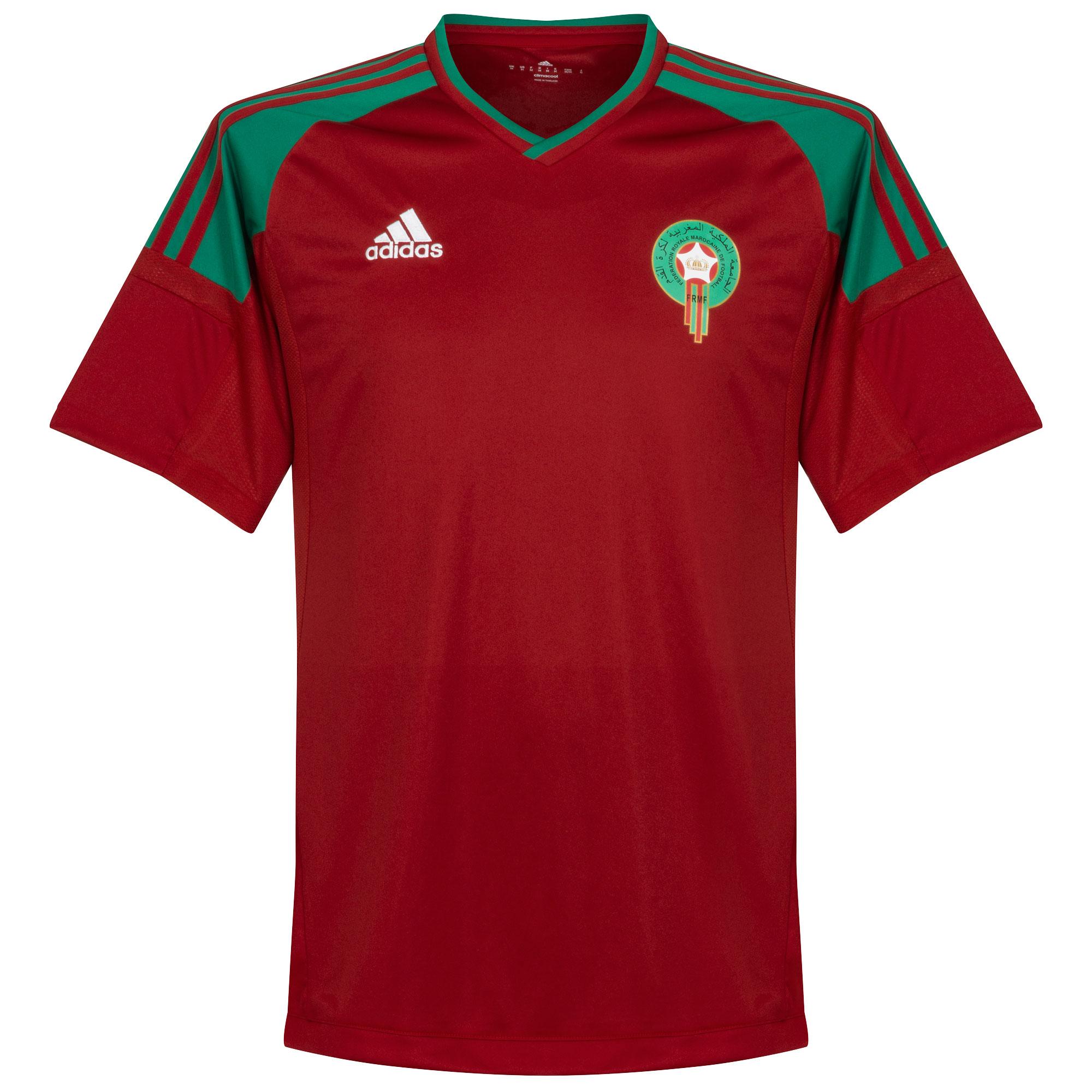 2017 Morocco Home Shirt - 46
