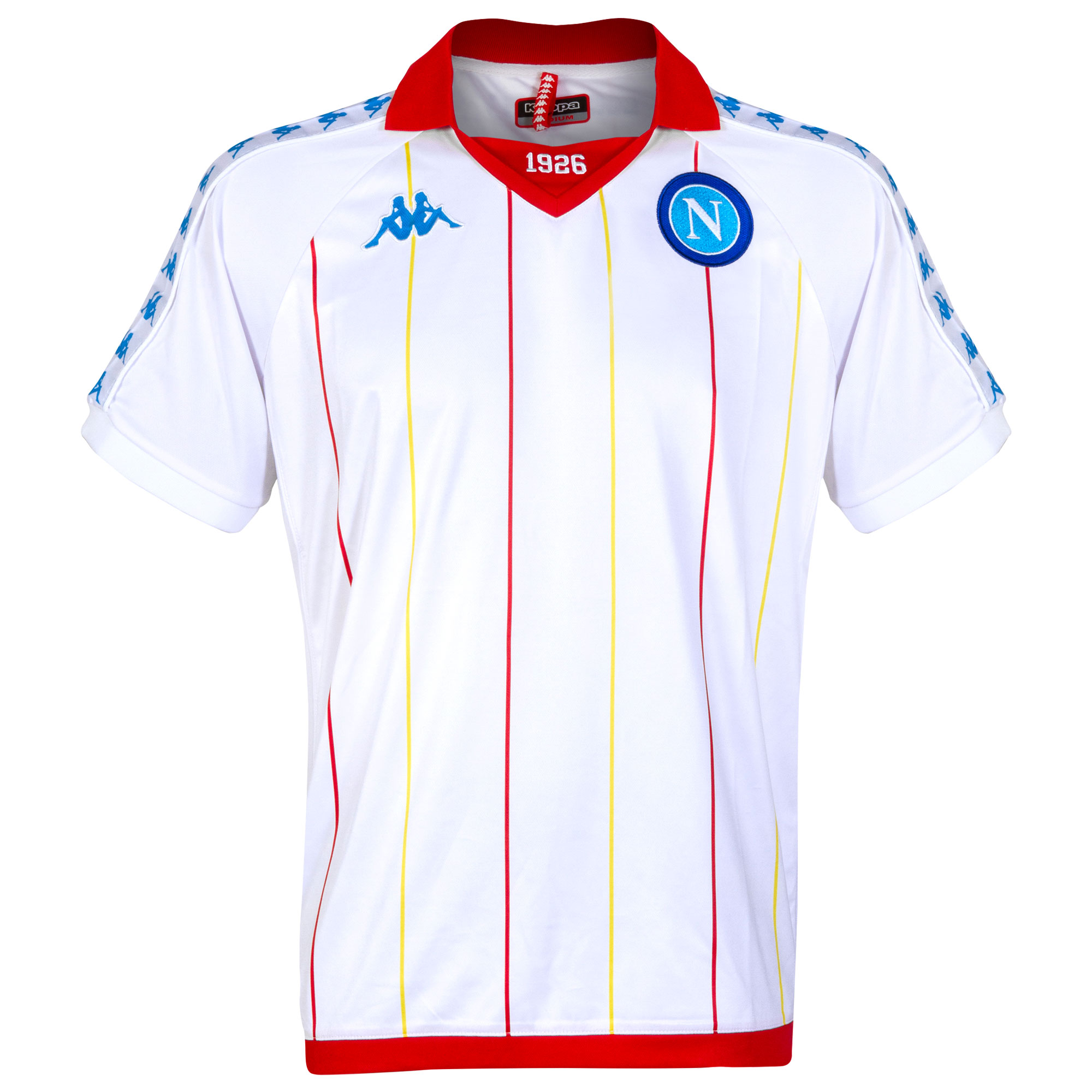 Kappa Napoli Away Retro Shirt