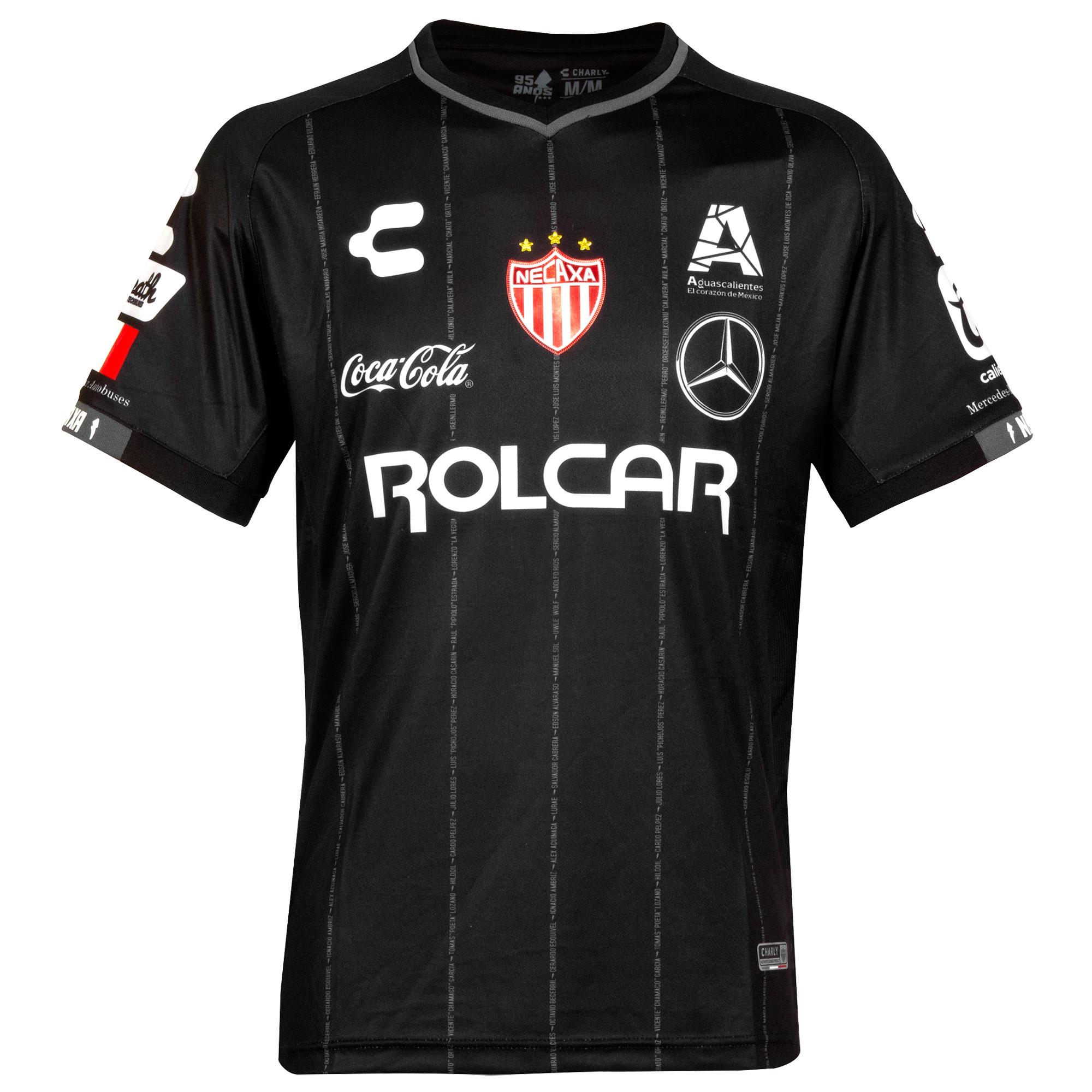 Necaxa Away Shirt 2018 2019