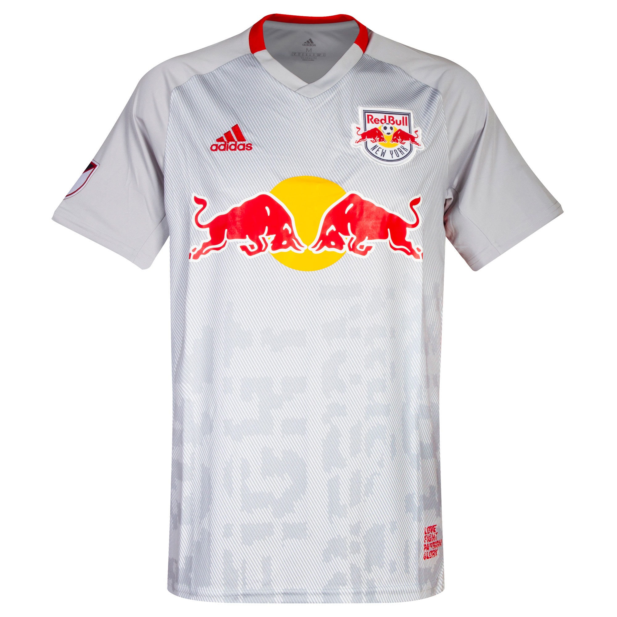 New York Red Bulls Home Shirt 2019 - 58