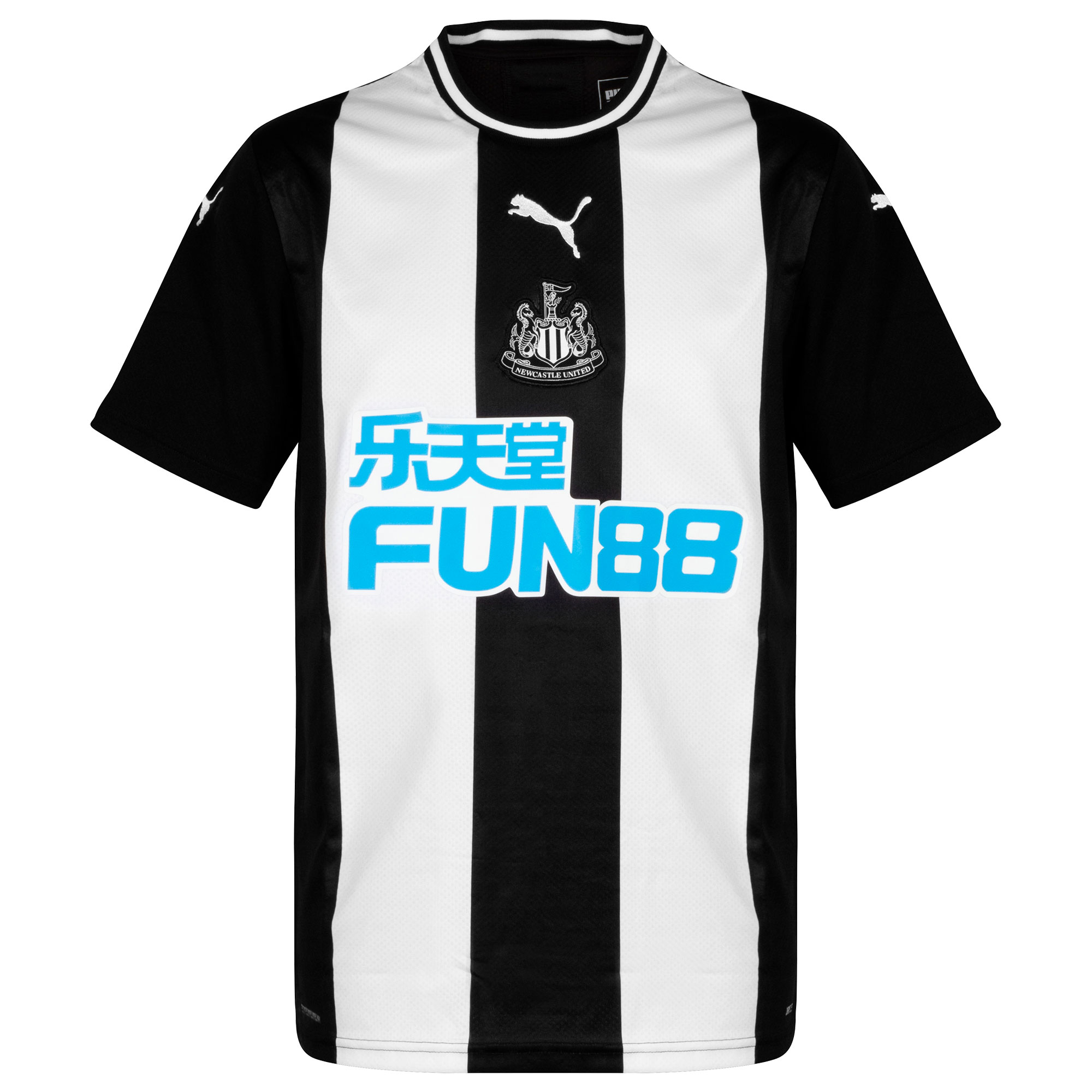Newcastle United Home Maglia