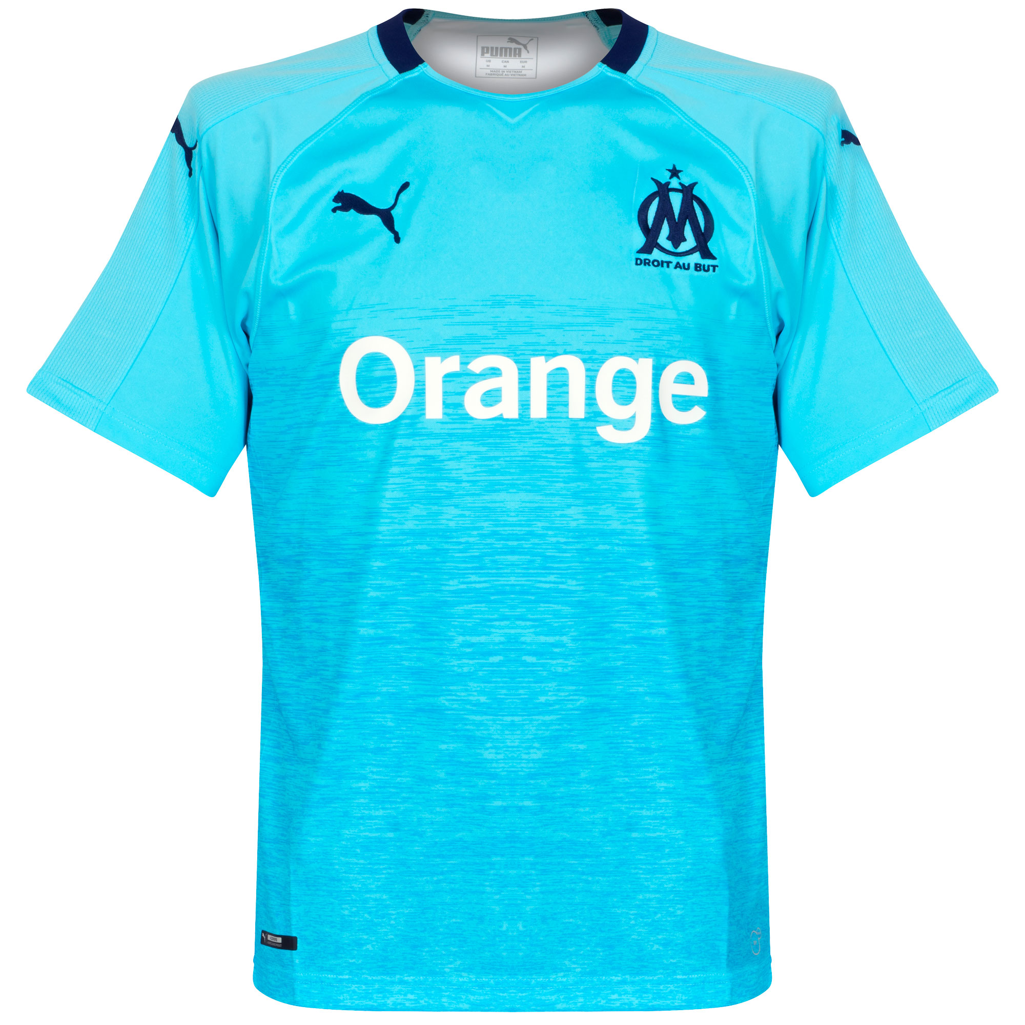 Olympique Marseille 3rd Shirt 2018 2019