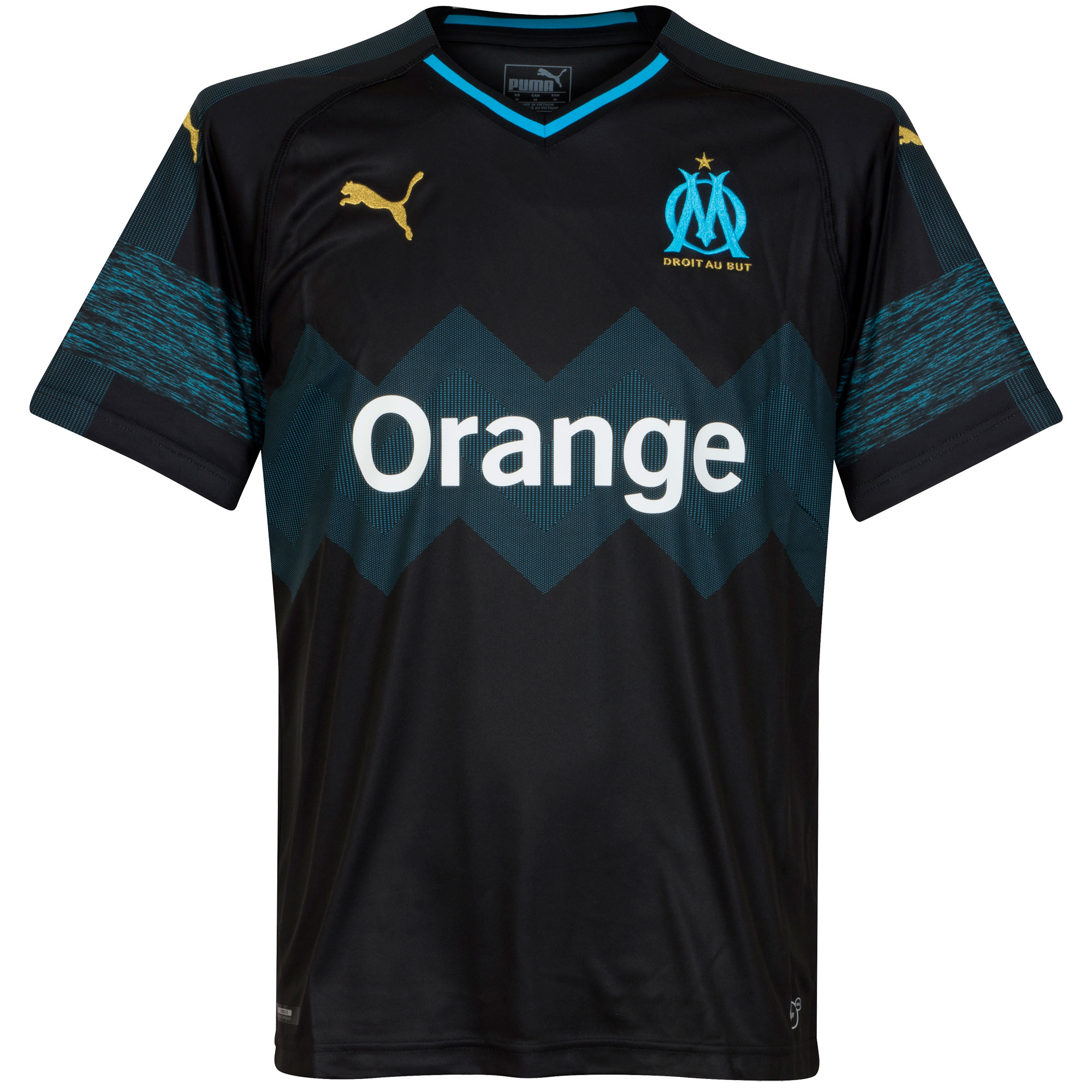 Olympique Marseille Away Shirt 2018 2019