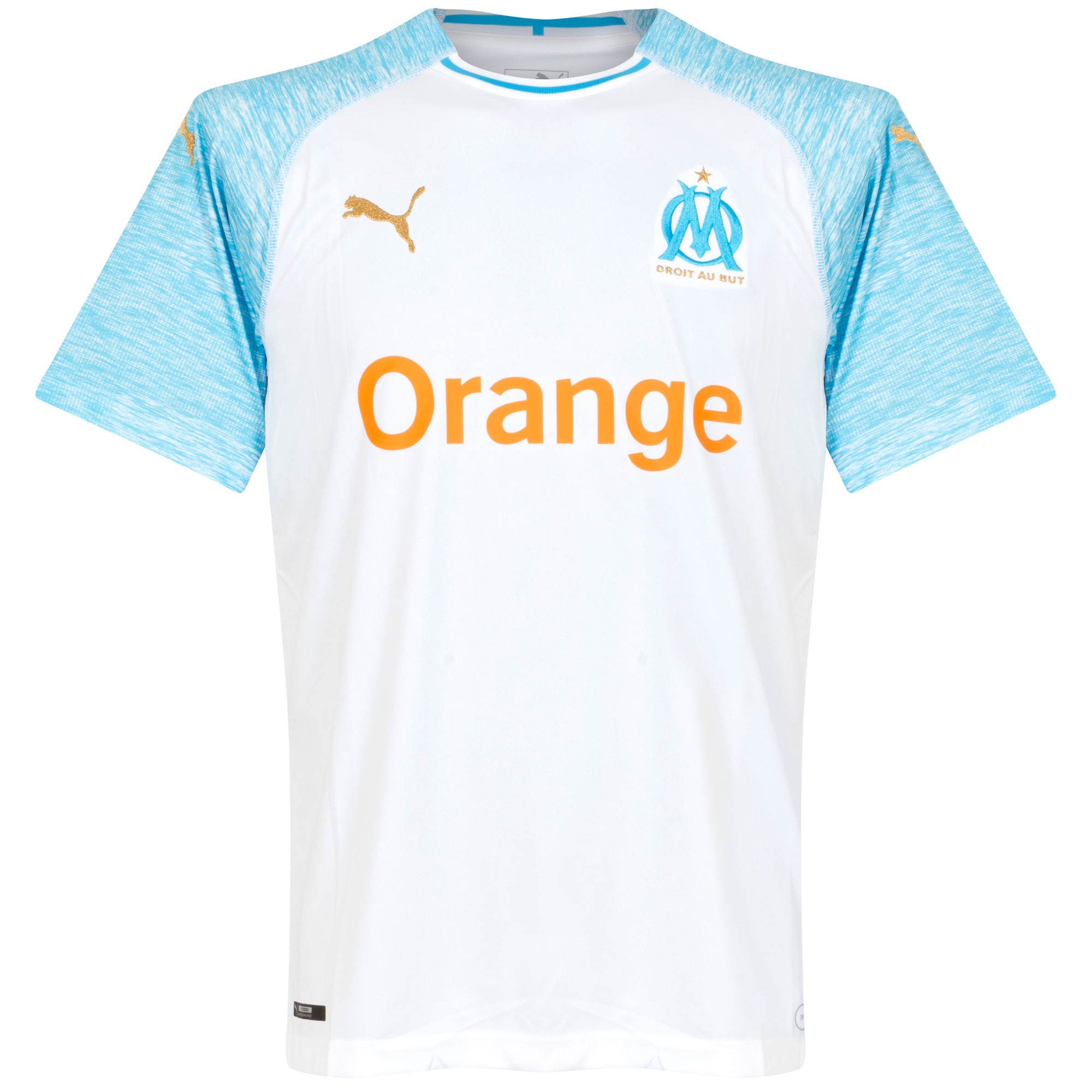 Olympique Marseille Home Shirt 2018 2019