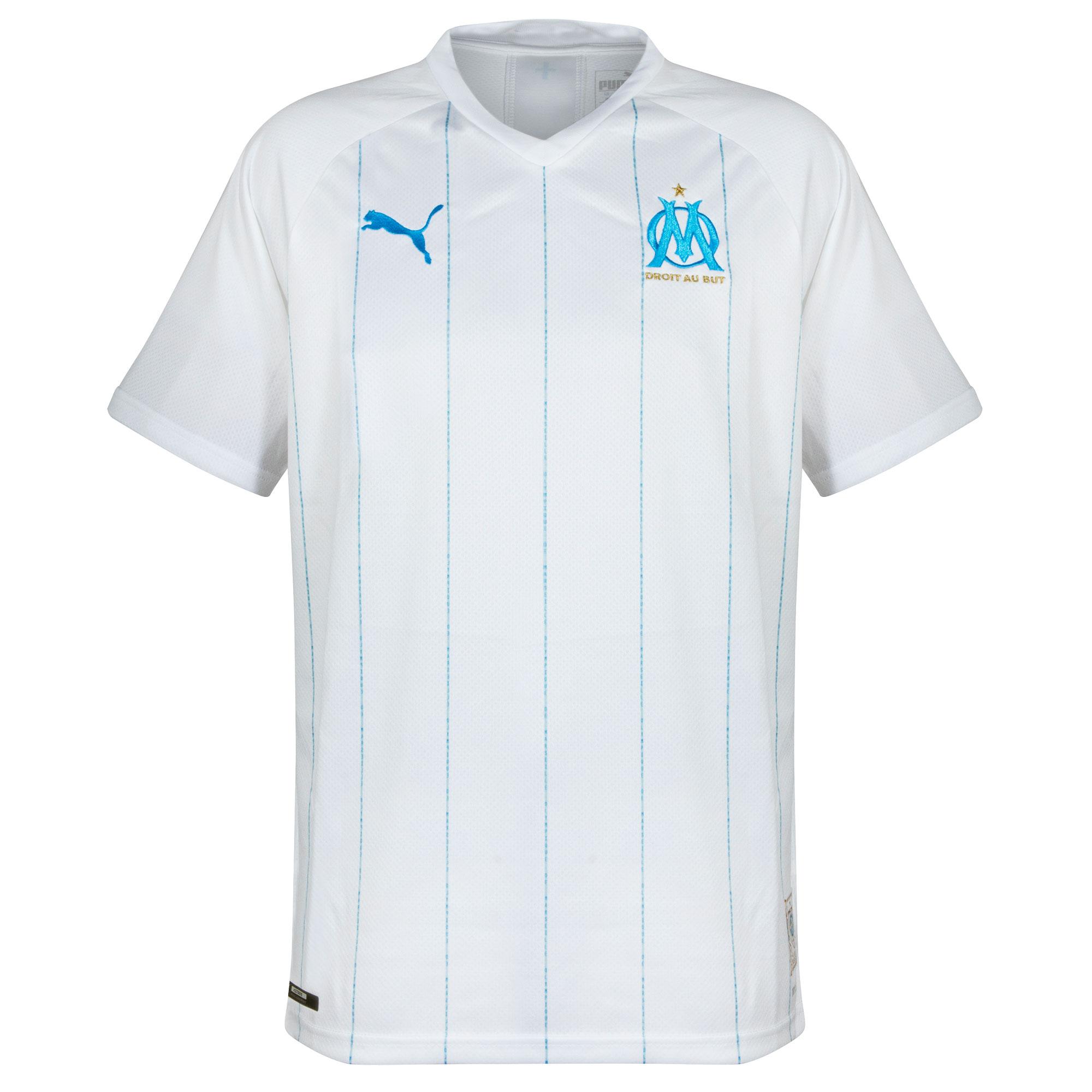 Puma Olympique Marseille Home Shirt 2019-2020