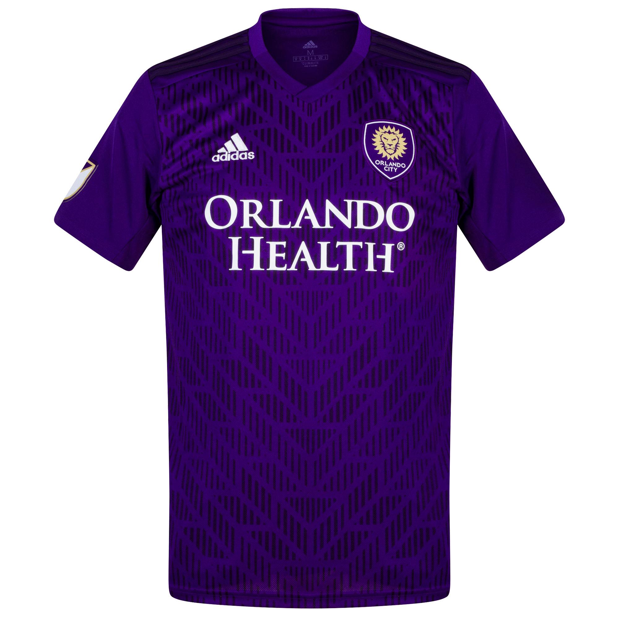 adidas Orlando City Home Shirt 2019-2020 - 50