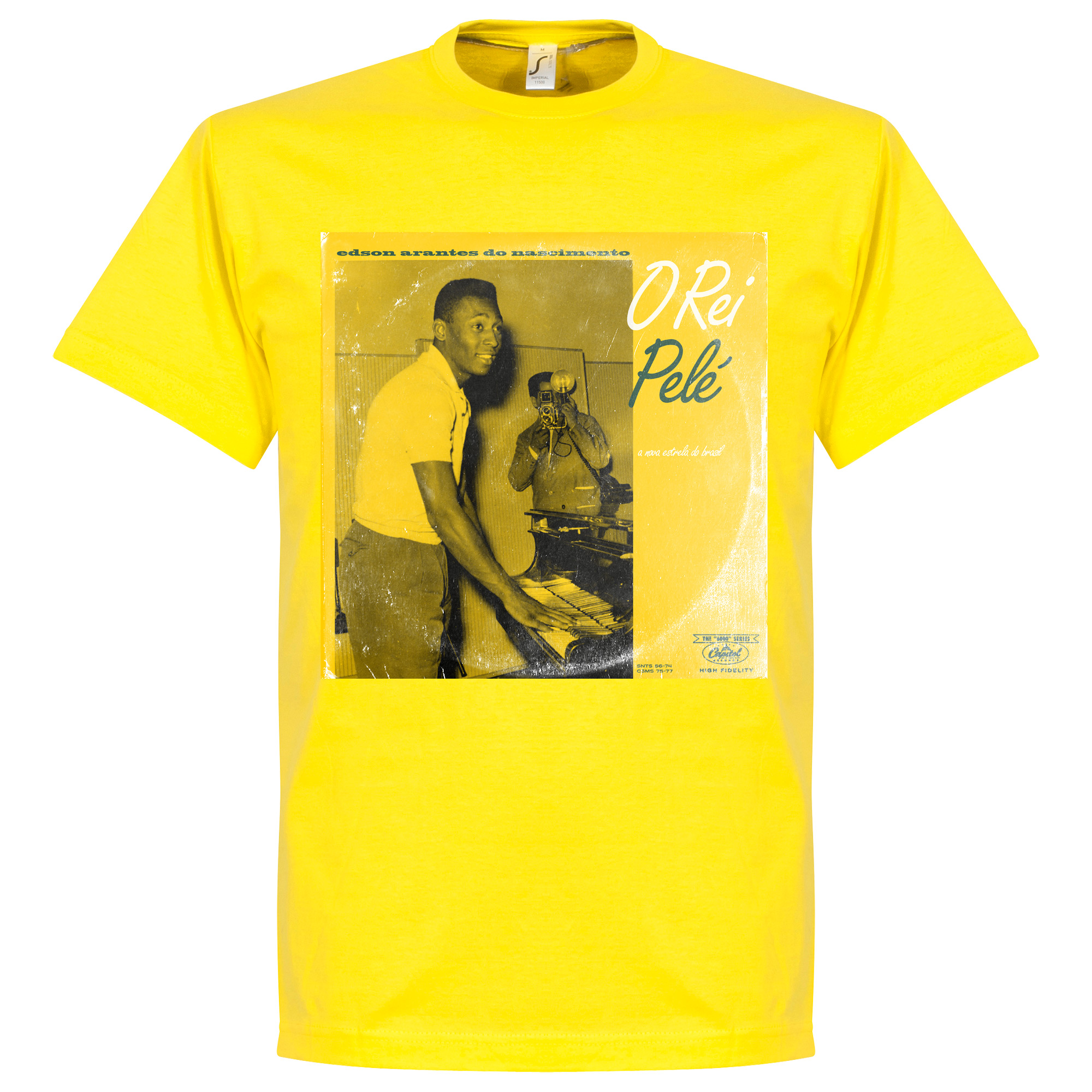 Pennarello LPFC Pelé T-Shirt