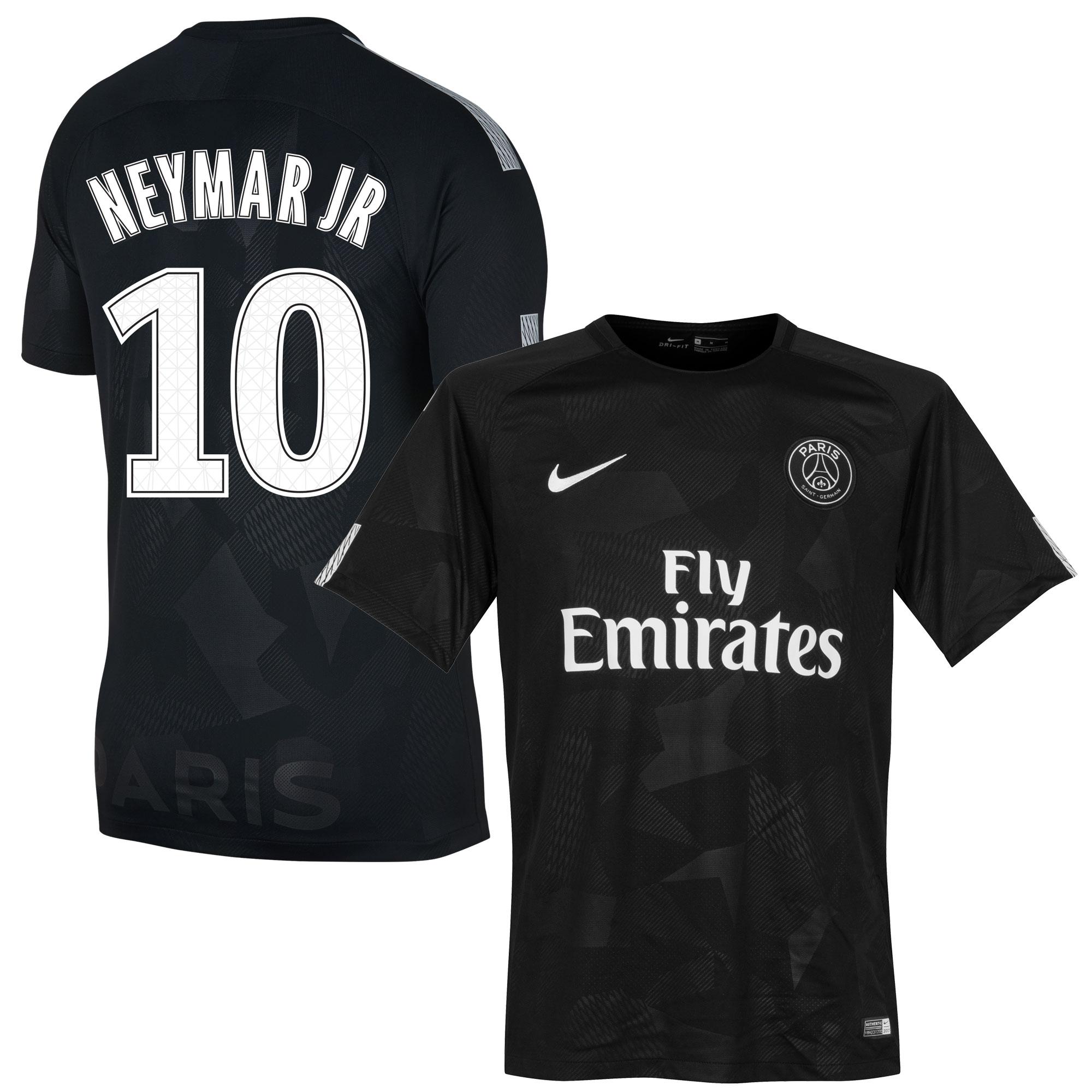 PSG 3rd Neymar Jr Jersey 2017 / 2018 (Fan Style Printing) - XXL