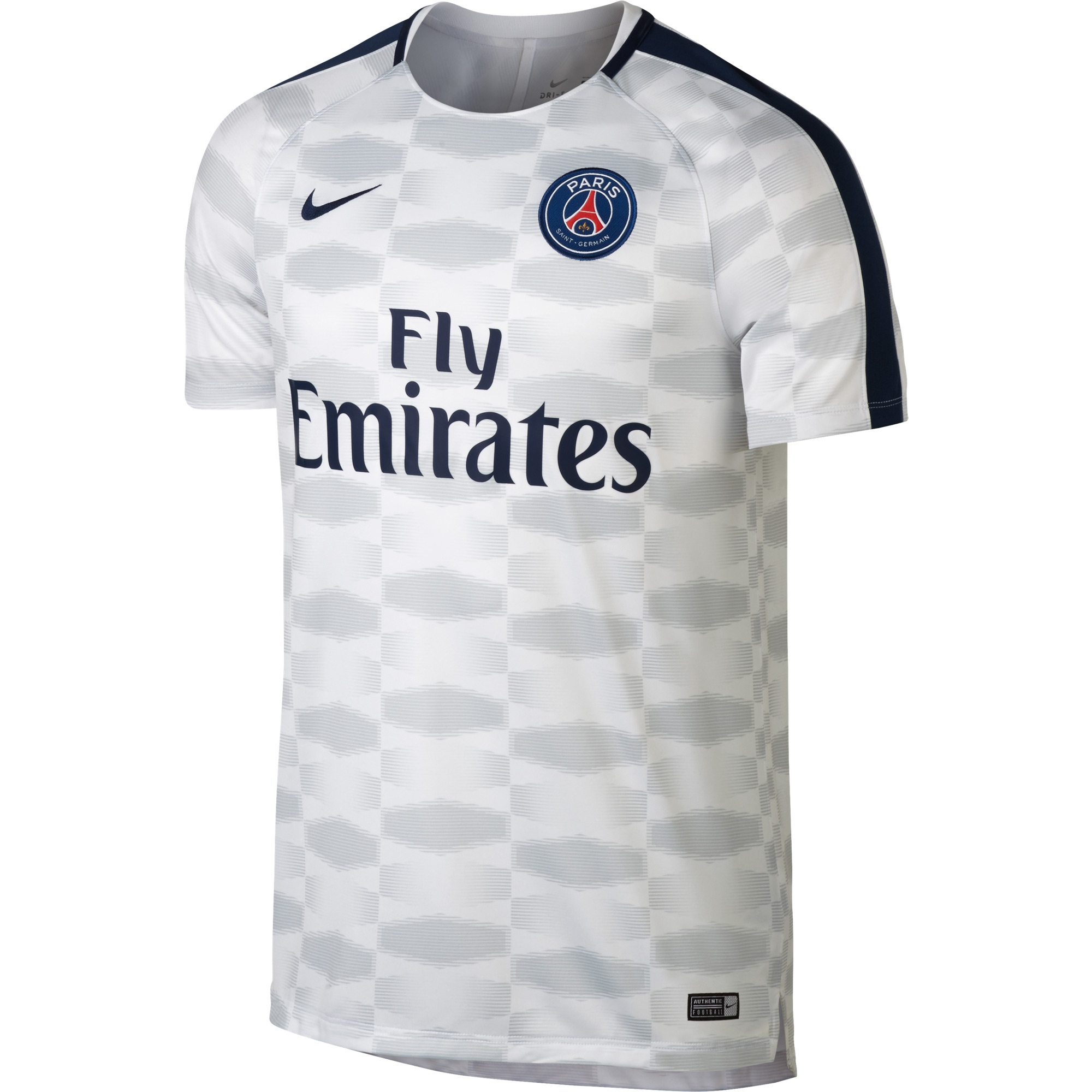 PSG GX Squad Top 2017 / 2018 - White - S
