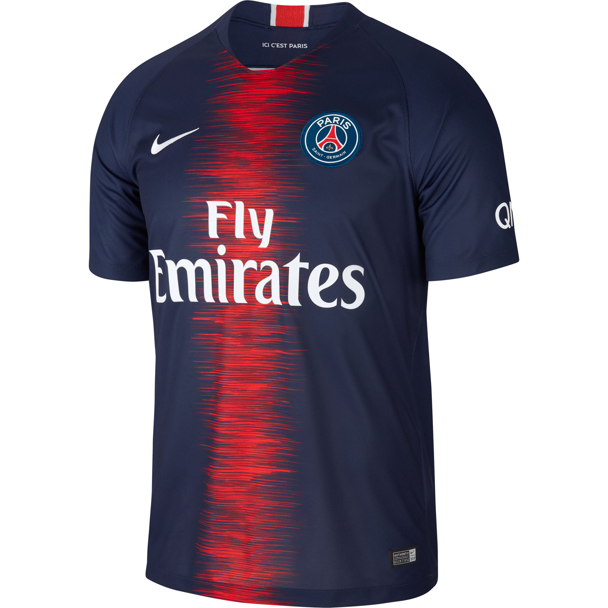 Paris Saint-Germain Home shirt