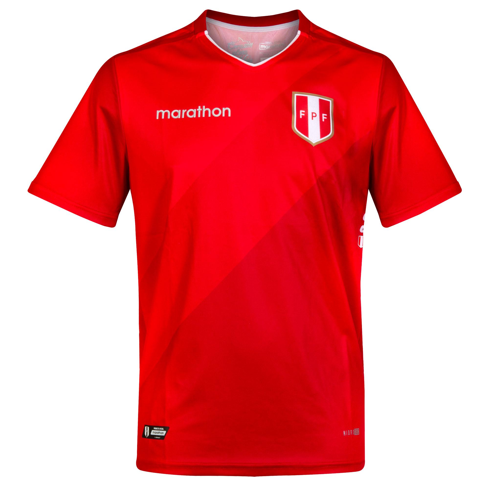 2019 Peru Away Shirt