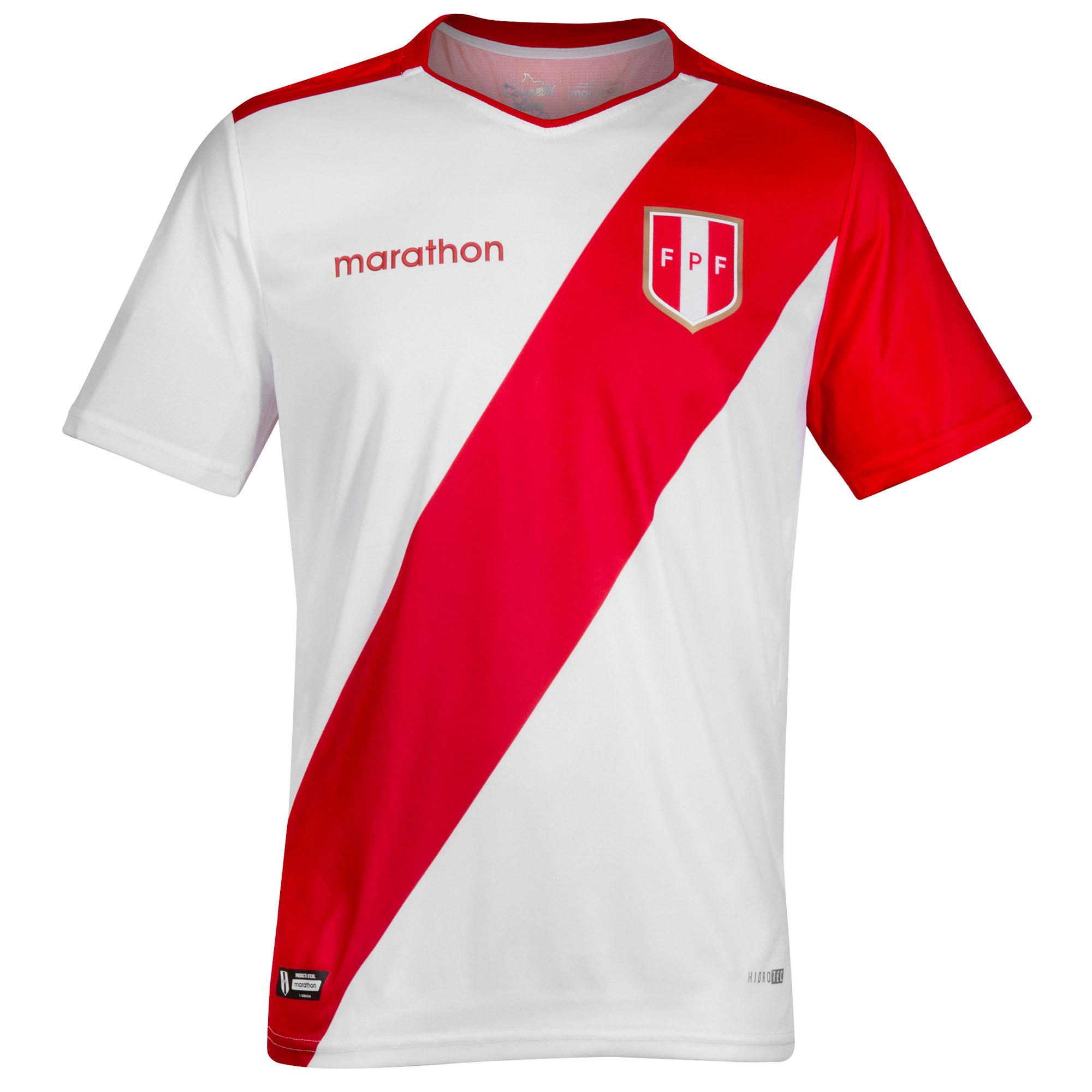 2019 Peru Home Shirt