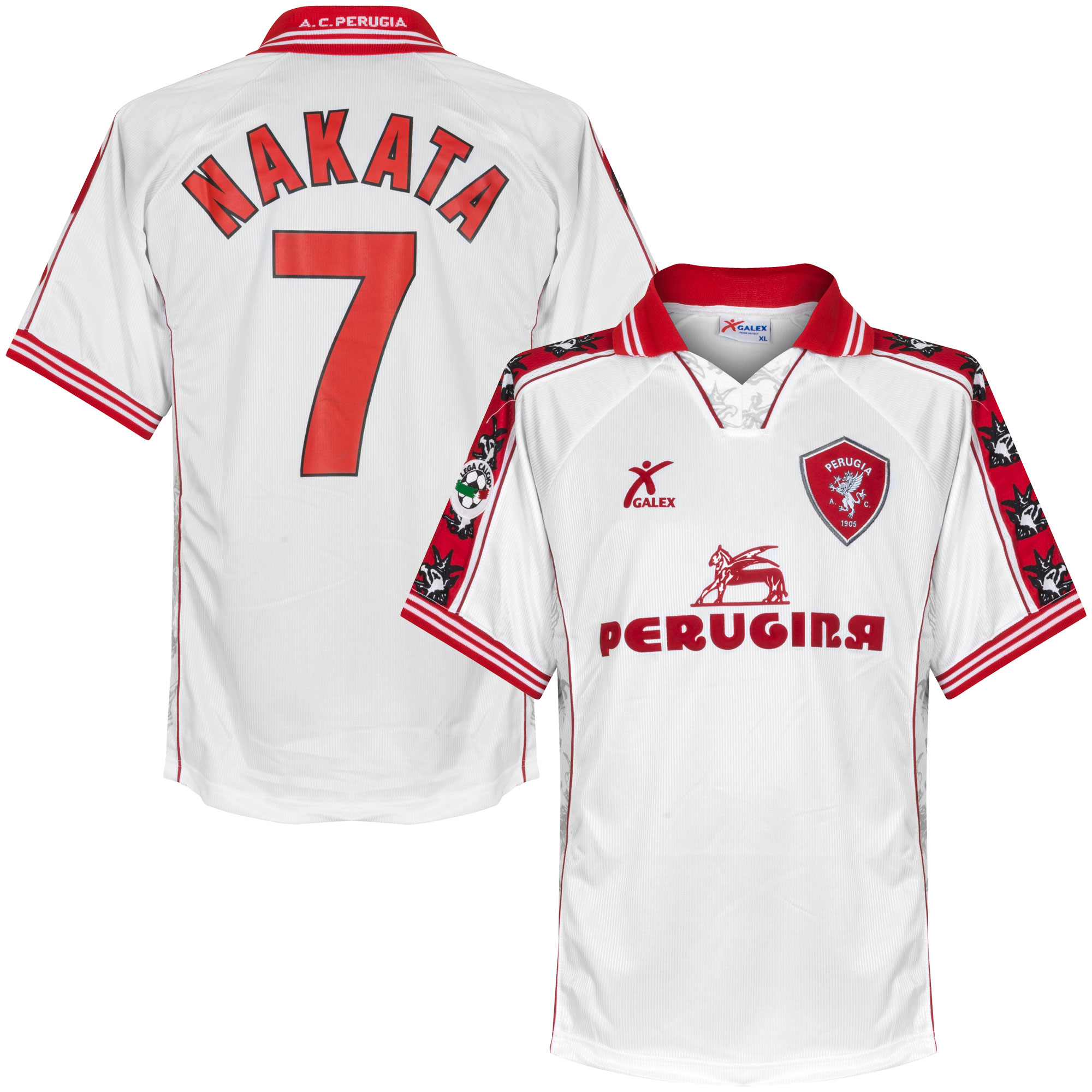 Retro Perugia Shirt