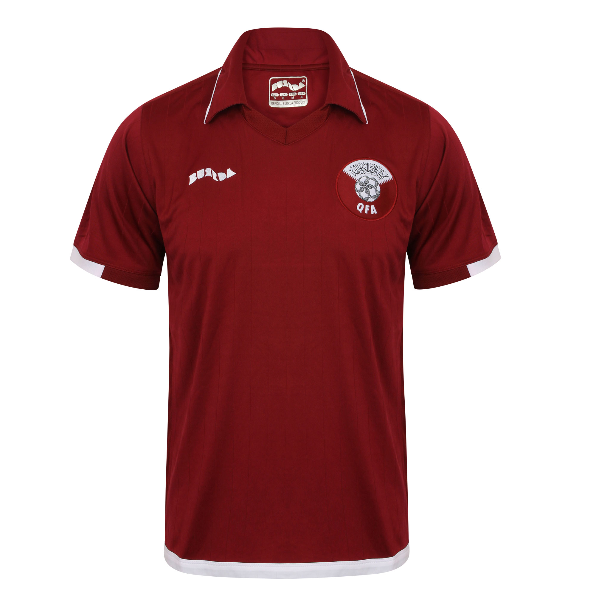 Retro Qatar Shirt