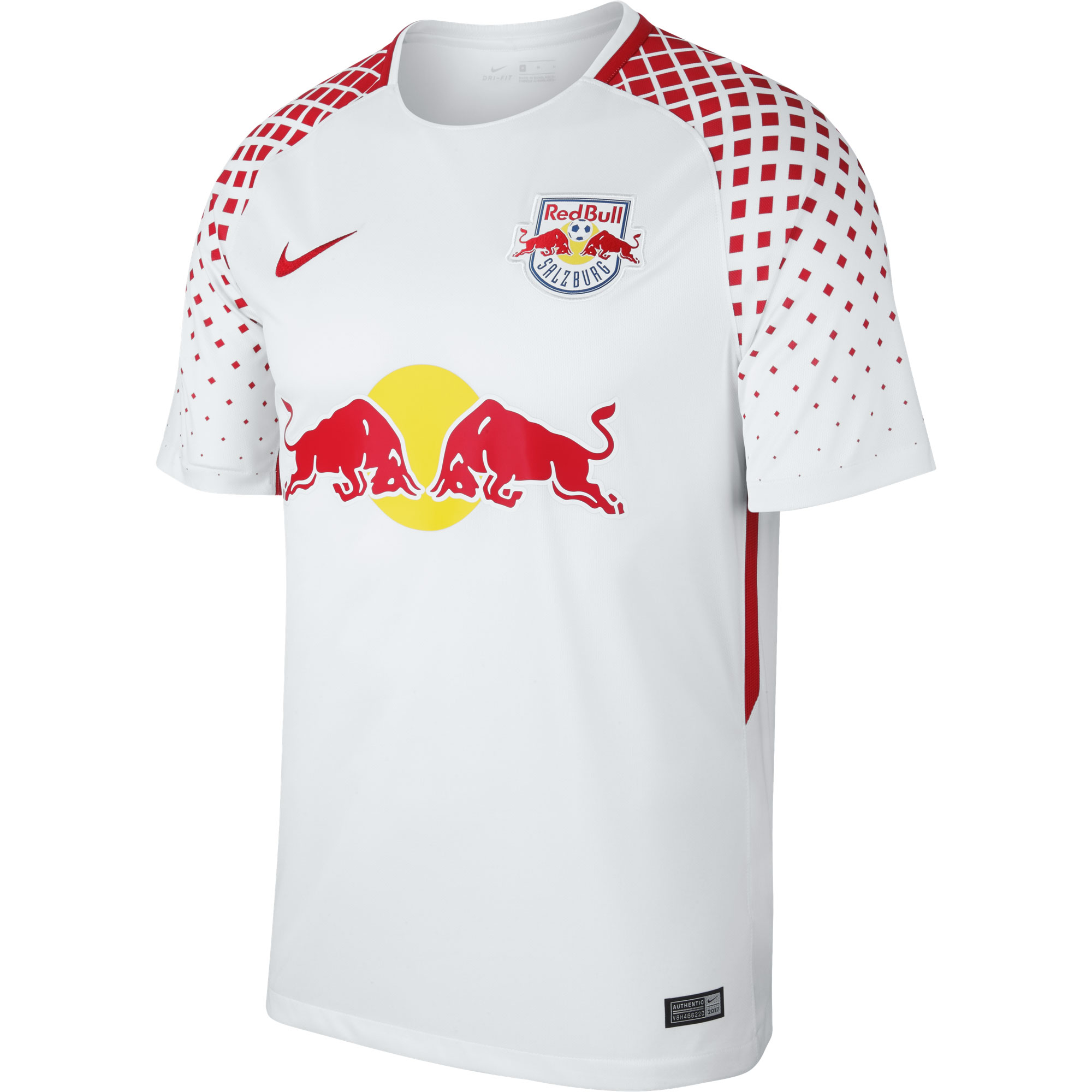 4926921ea7728 Red Bull Salzburg Cup Shirt camisa de futebol 2017 - 2018. Sponsored ...