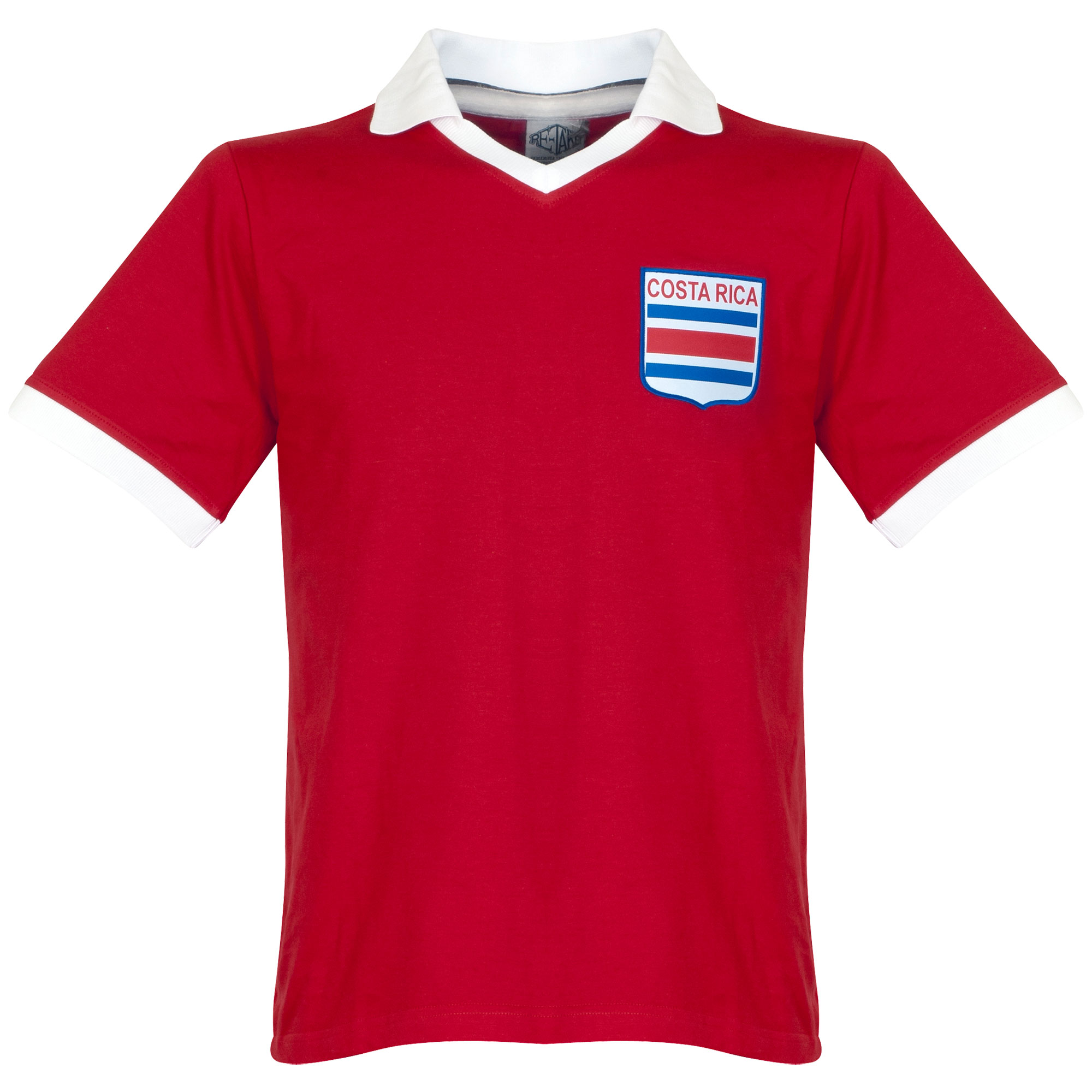 Retake Costa Rica Home Retro Shirt - S