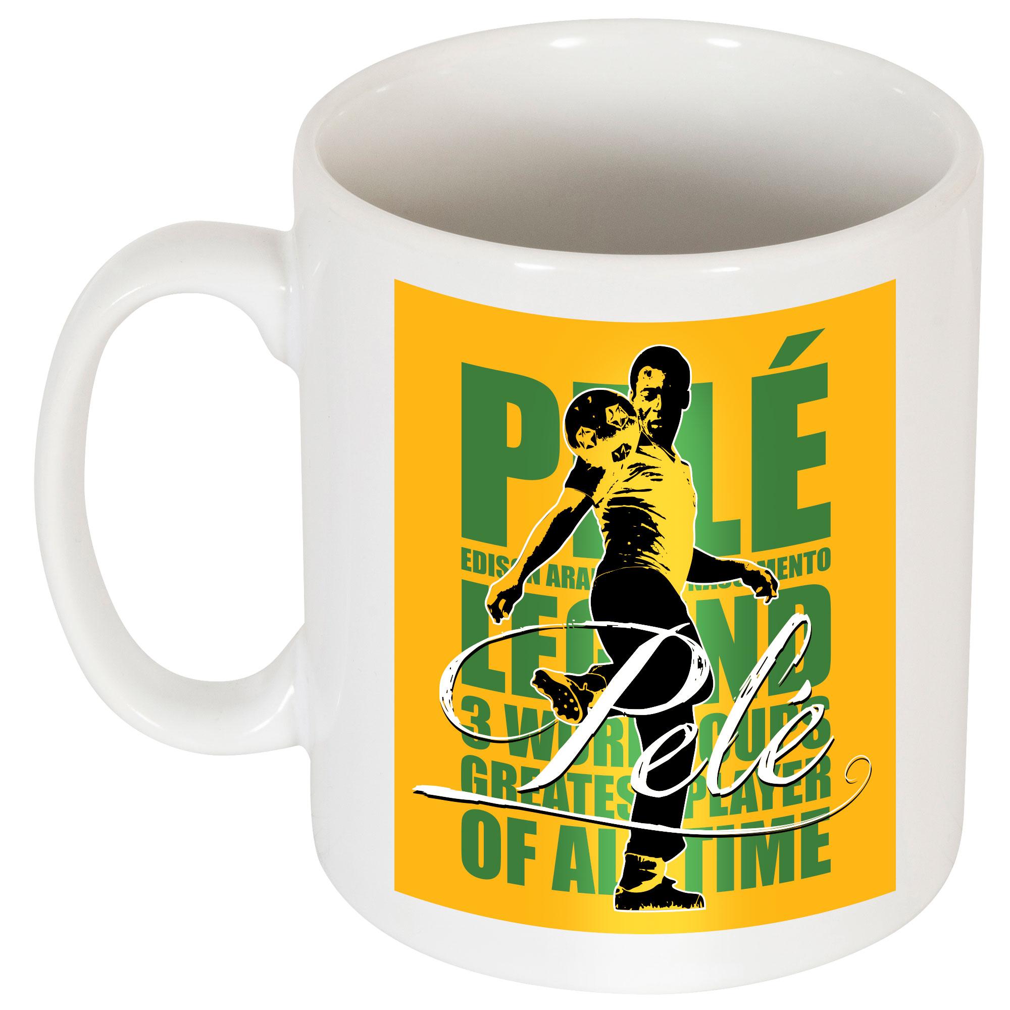 Pelé Legend Mok