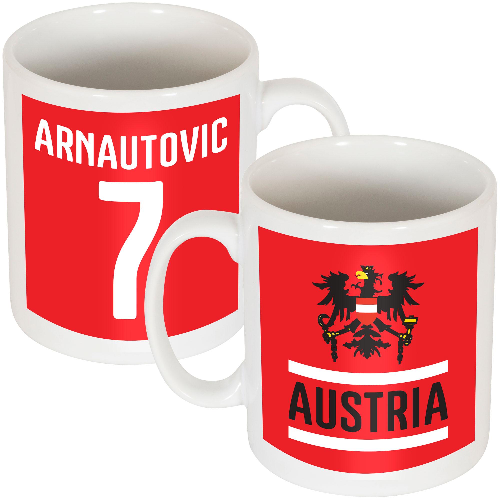 Oostenrijk Arnautovic Team Mok