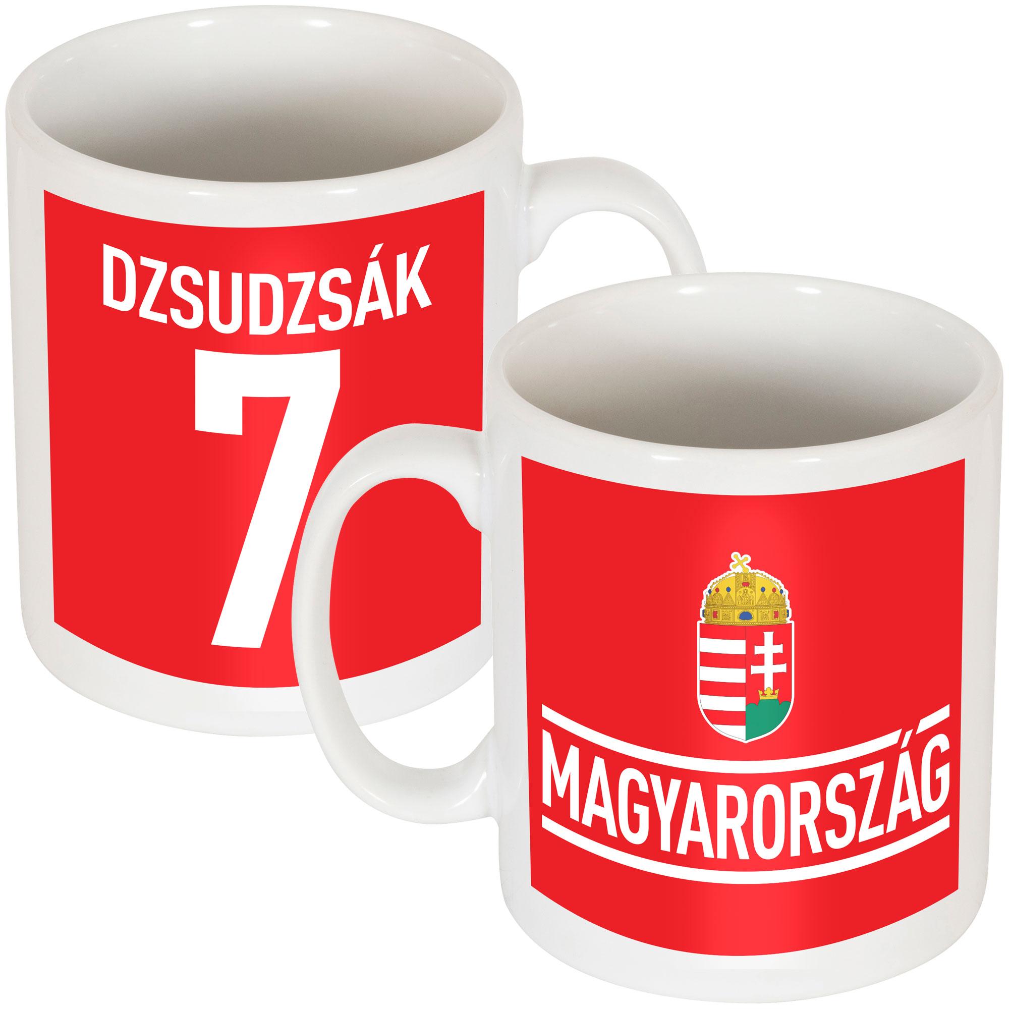 Hongarije Dzsudzsak Team Mok
