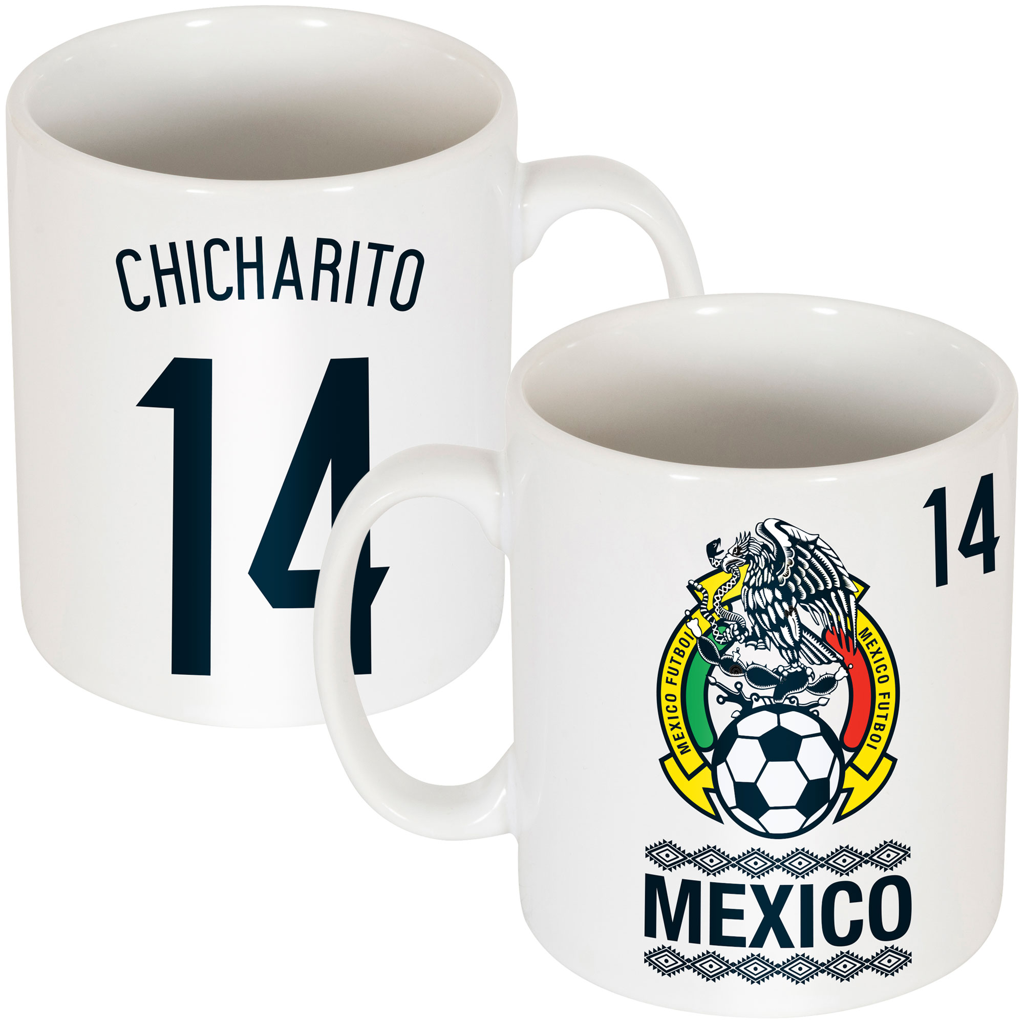 Mexico Chicharito Mug - OS