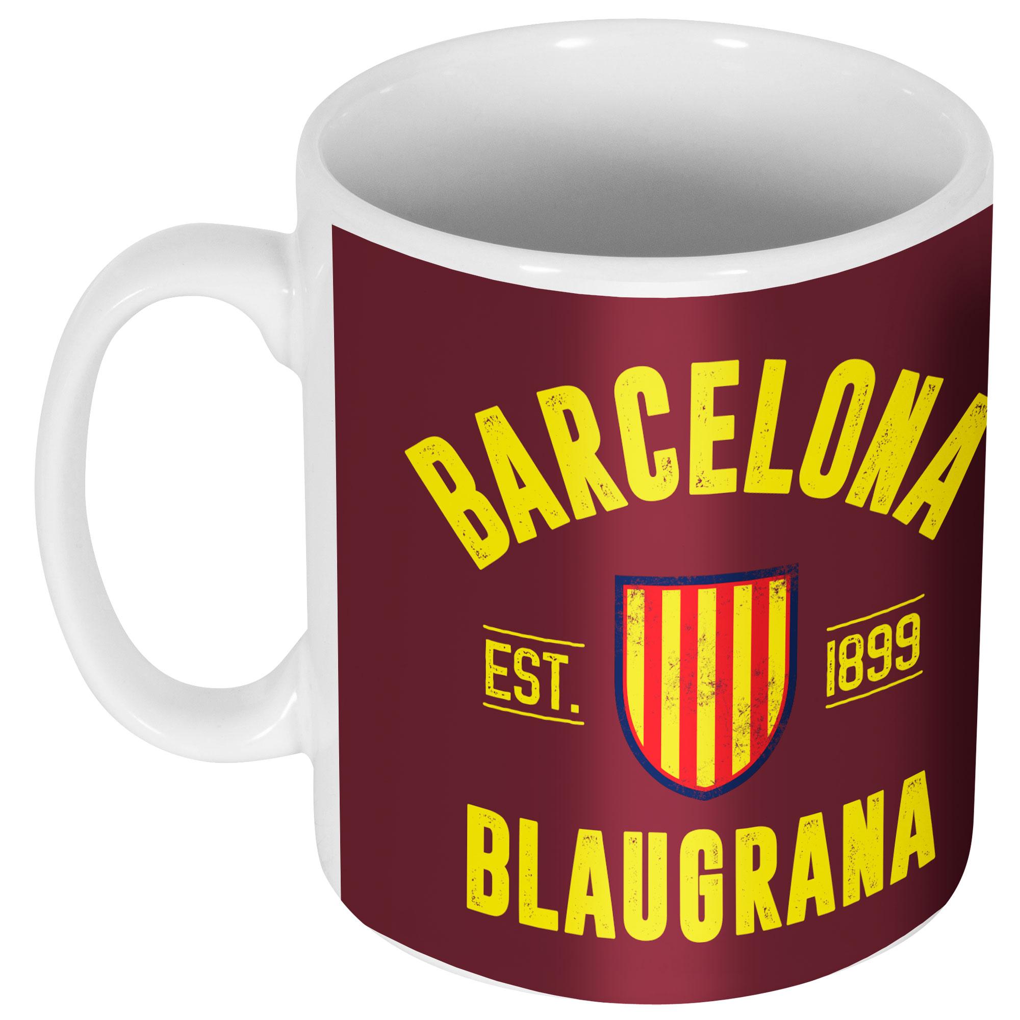 Barcelona Established Mok