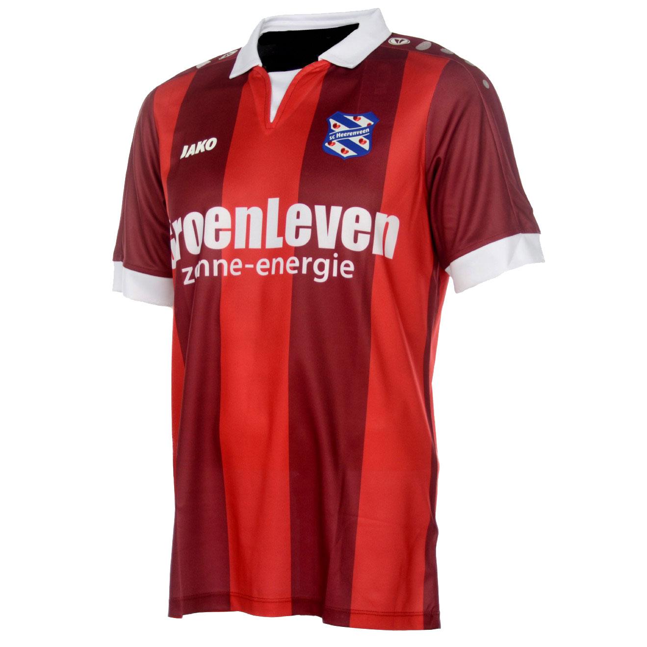 Heerenveen Away Shirt 2017 2018 - EU