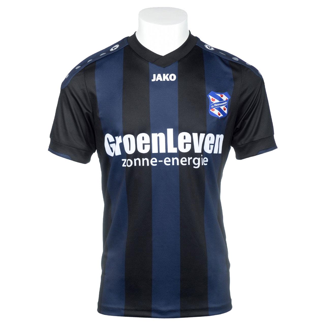 SC Heerenveen Away baju