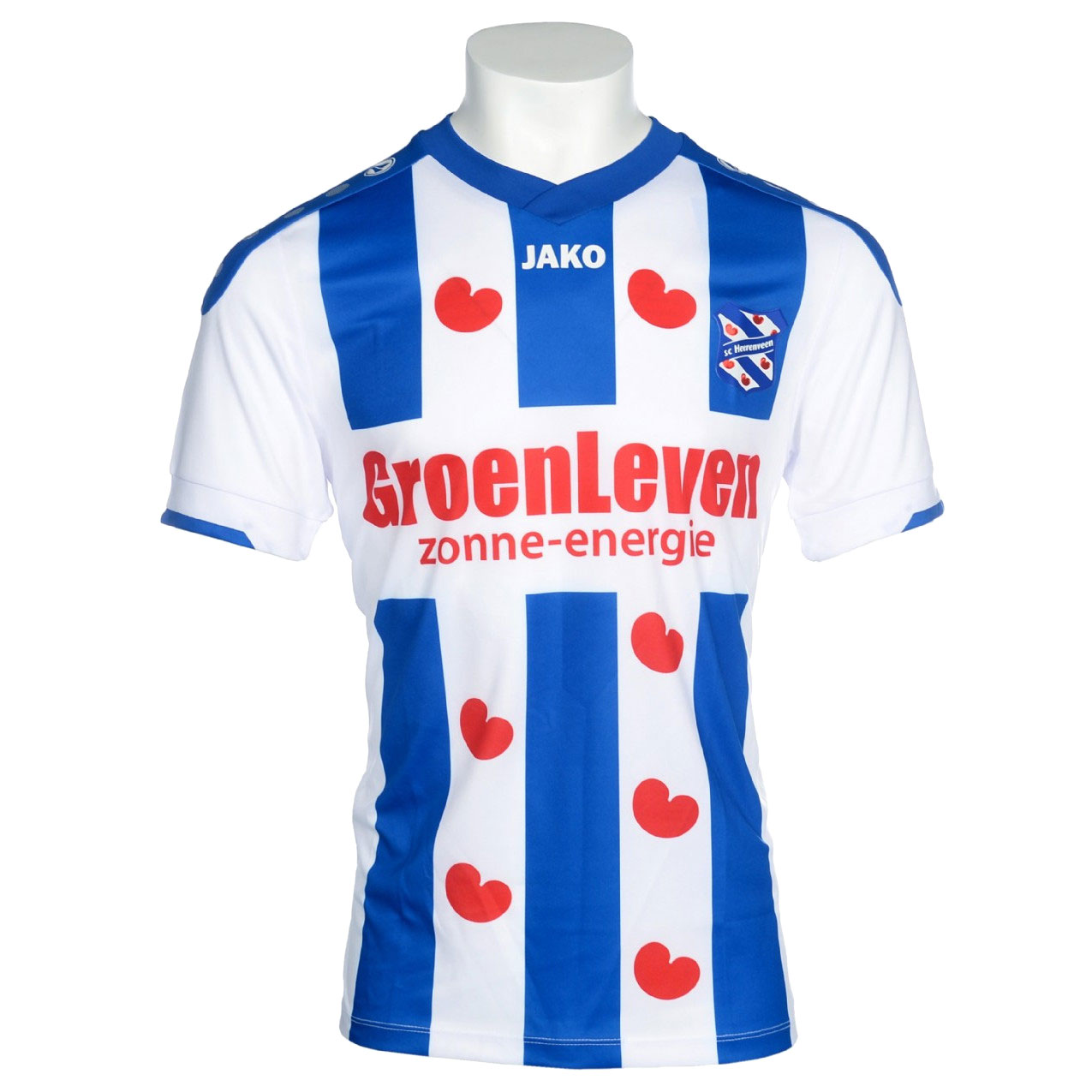 Heerenveen Home Shirt 2018 2019 - EU