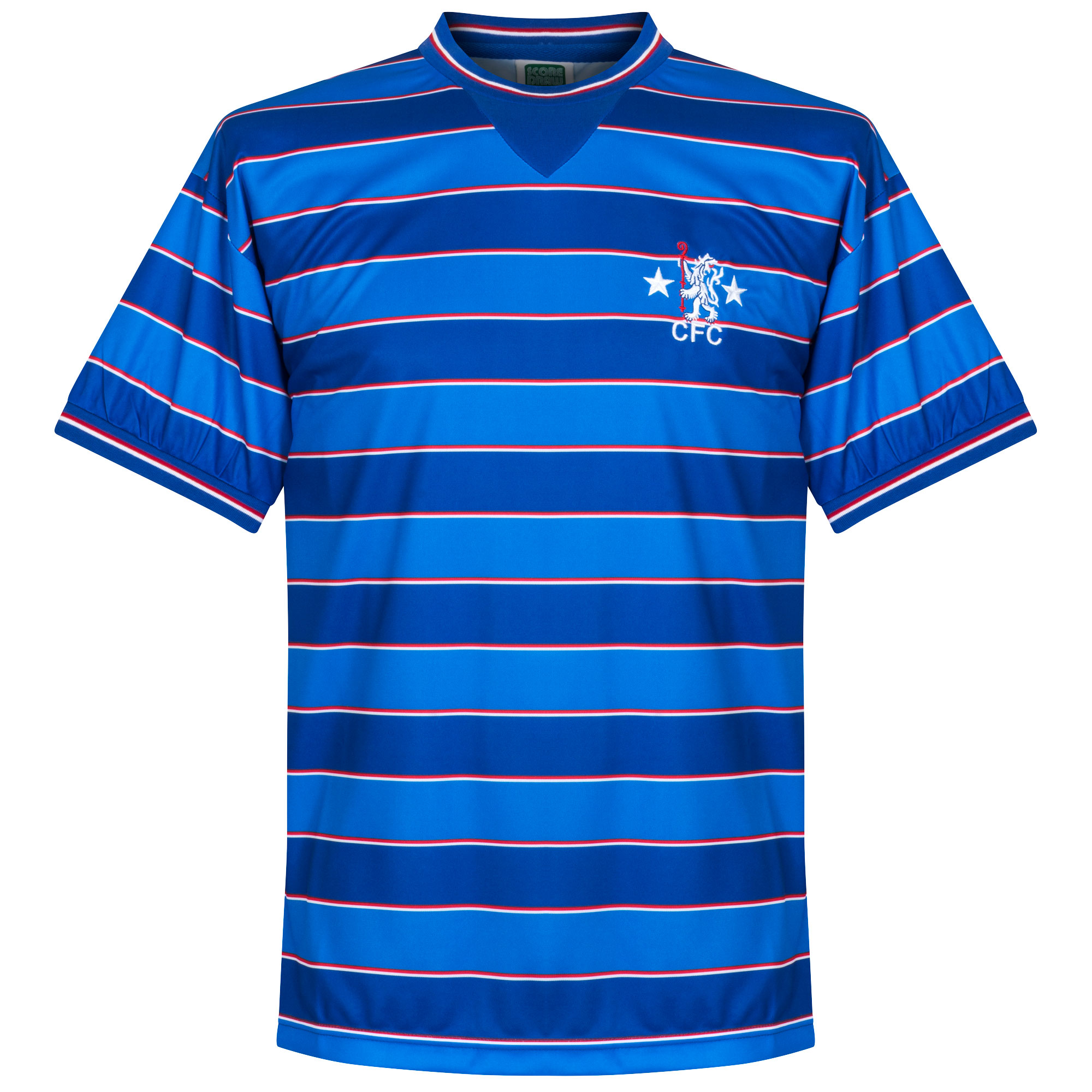 Chelsea Retro  Home shirt