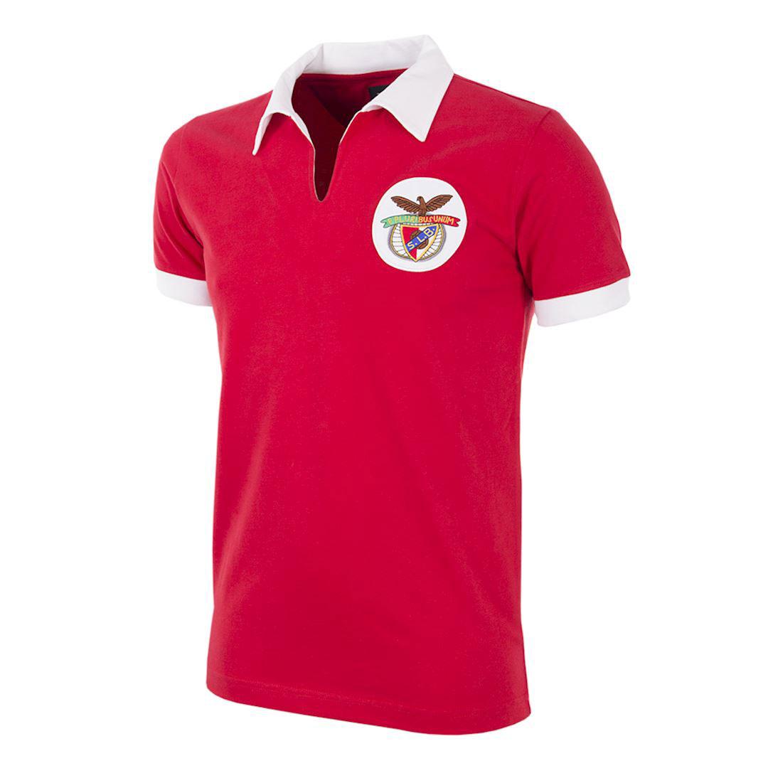 Copa '62 SL Benfica Home Retro Shirt
