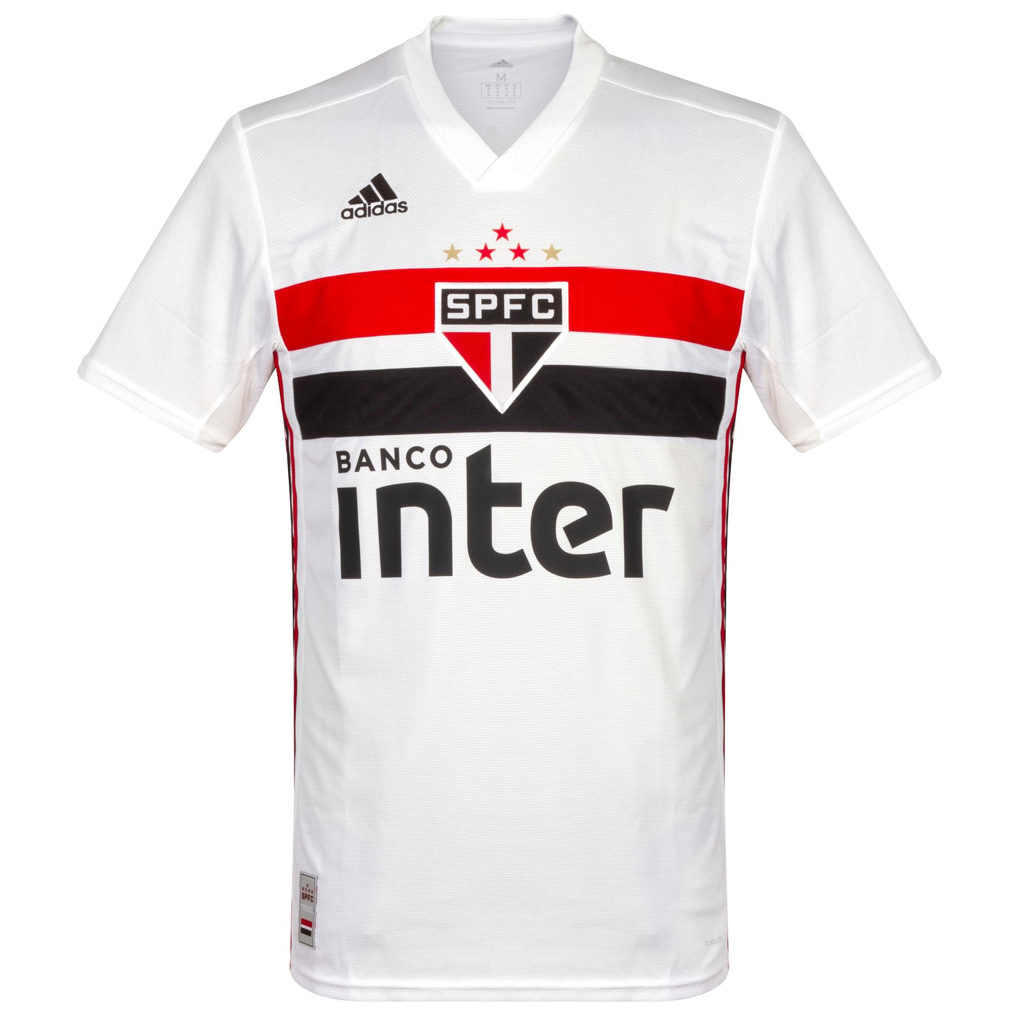 São Paulo Home shirt