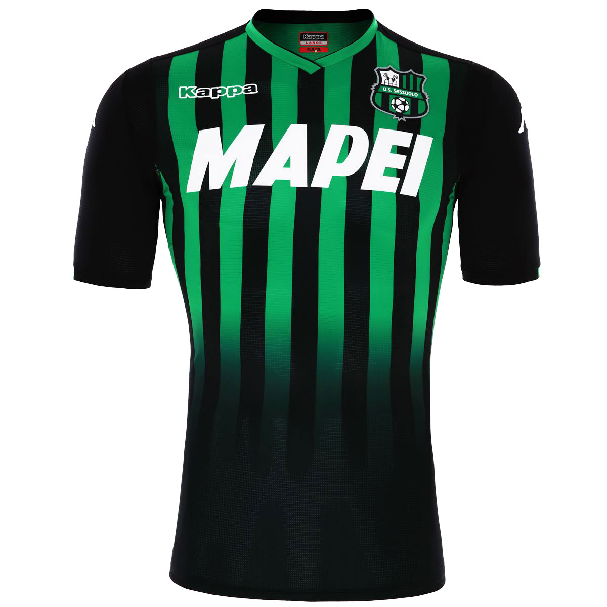 Sassuolo Home shirt