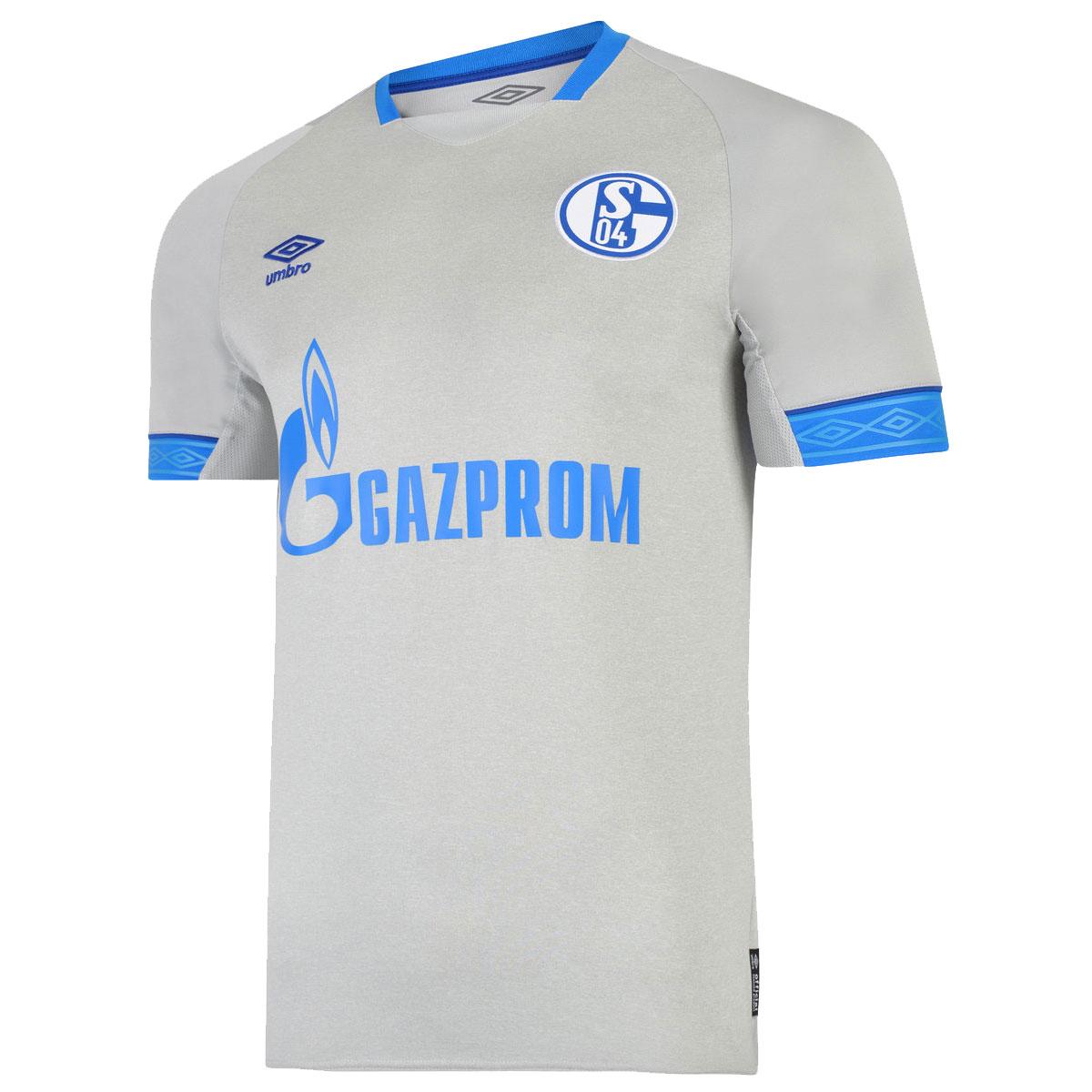 FC Schalke 04 Away Shirt 2018 2019 - L