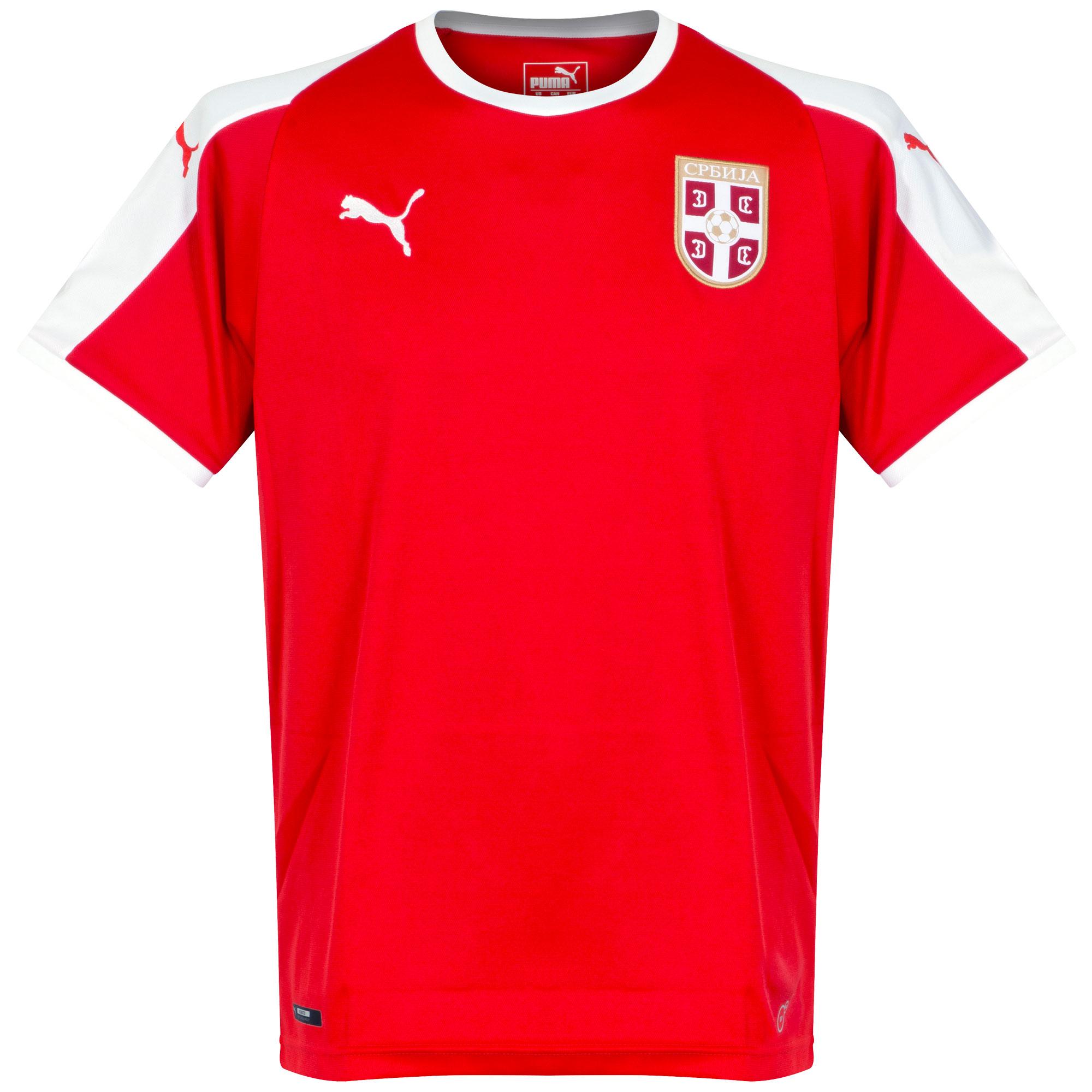 Serbia Home KIDS Shirt 2018 2019 - 164
