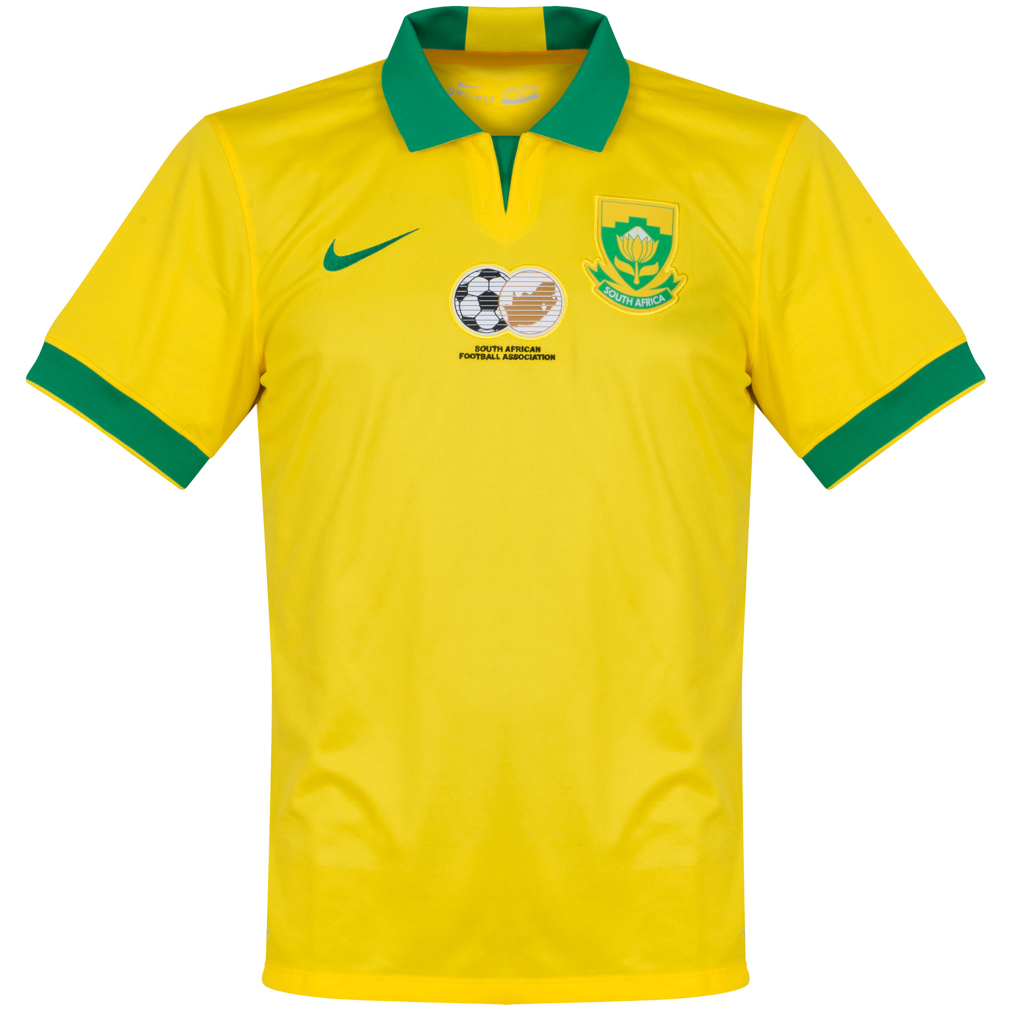South Africa Home Shirt 2014 2015