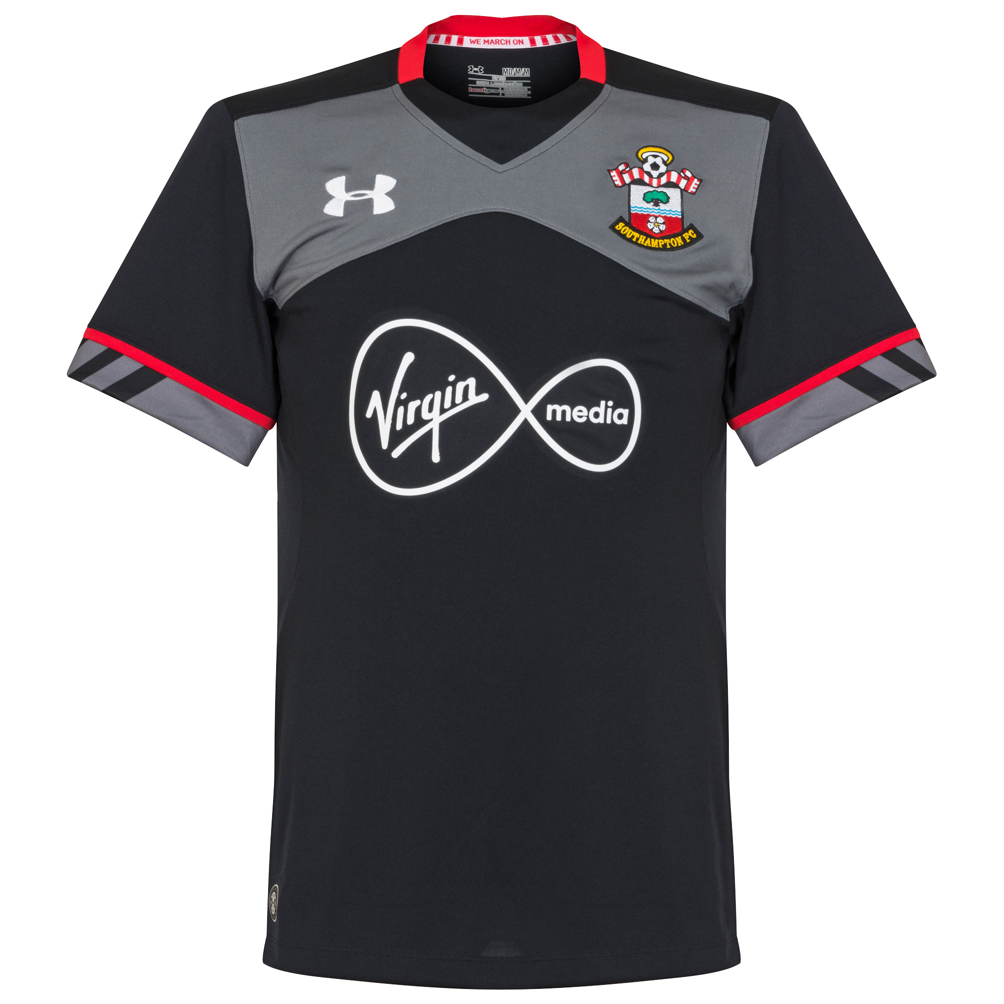 Southampton Away Jersey 2016 / 2017 - M