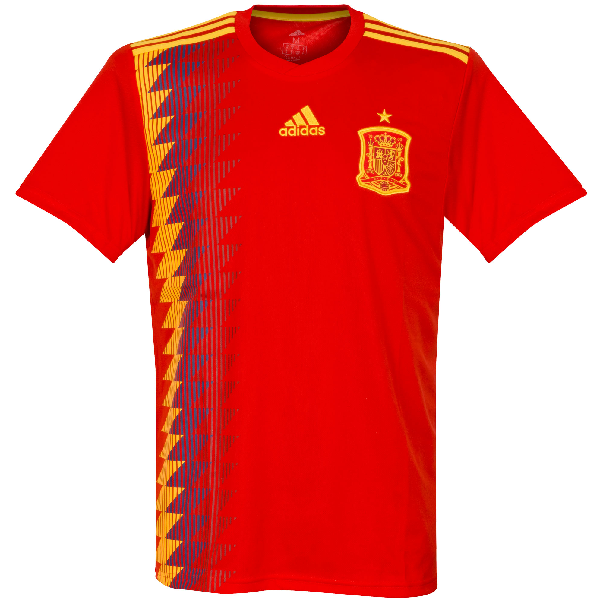 Spain football shirts and soccer jerseys for Spain t shirt football