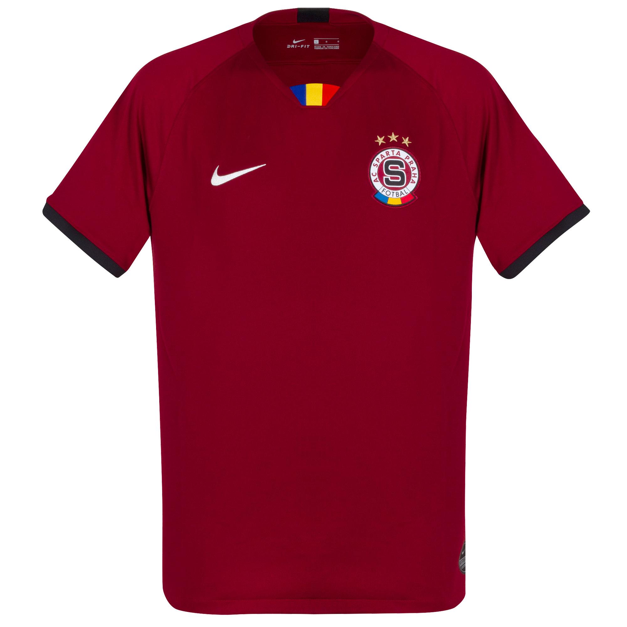 Sparta Praha Home shirt