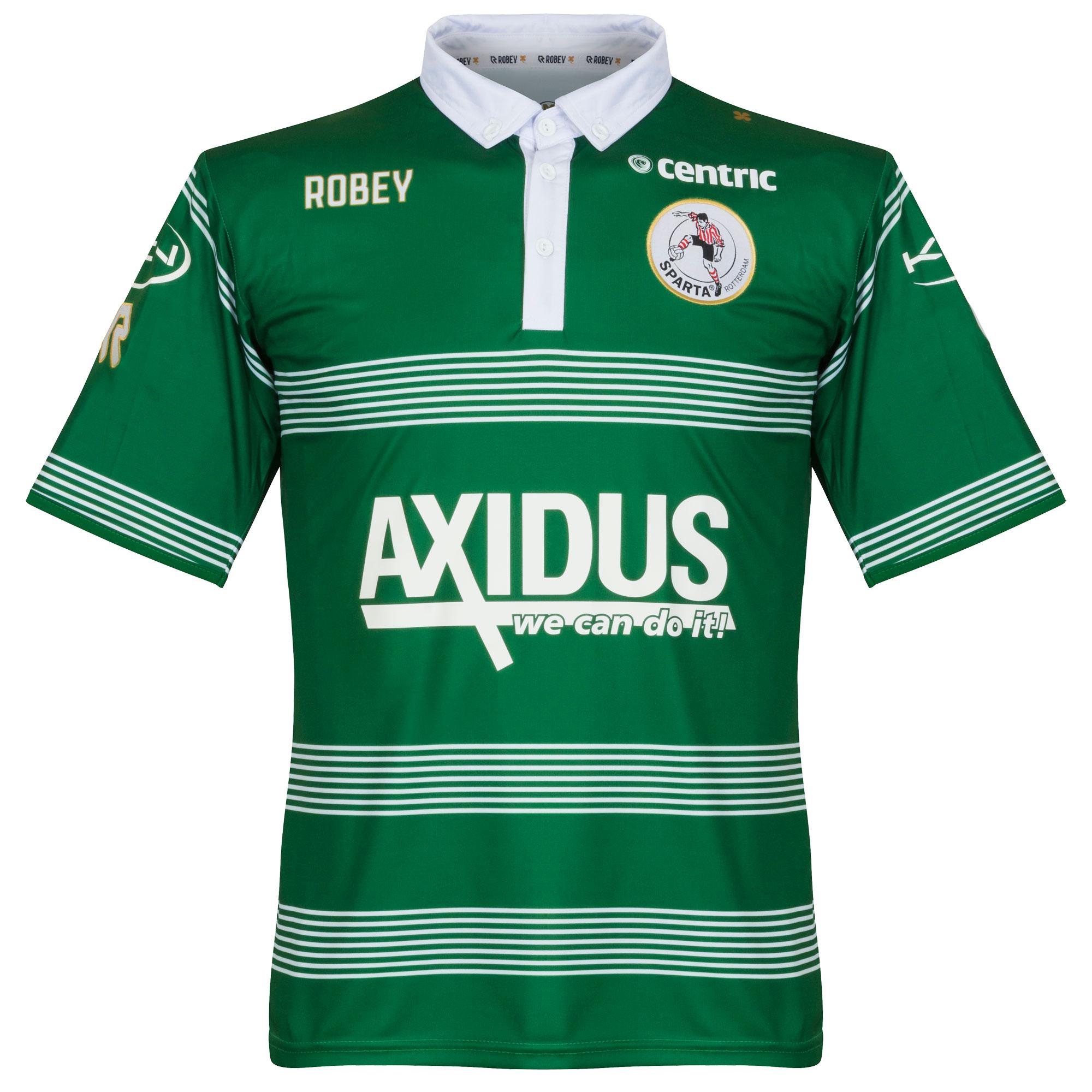 Sparta Rotterdam Away Shirt 2016 2017 - XXXXL