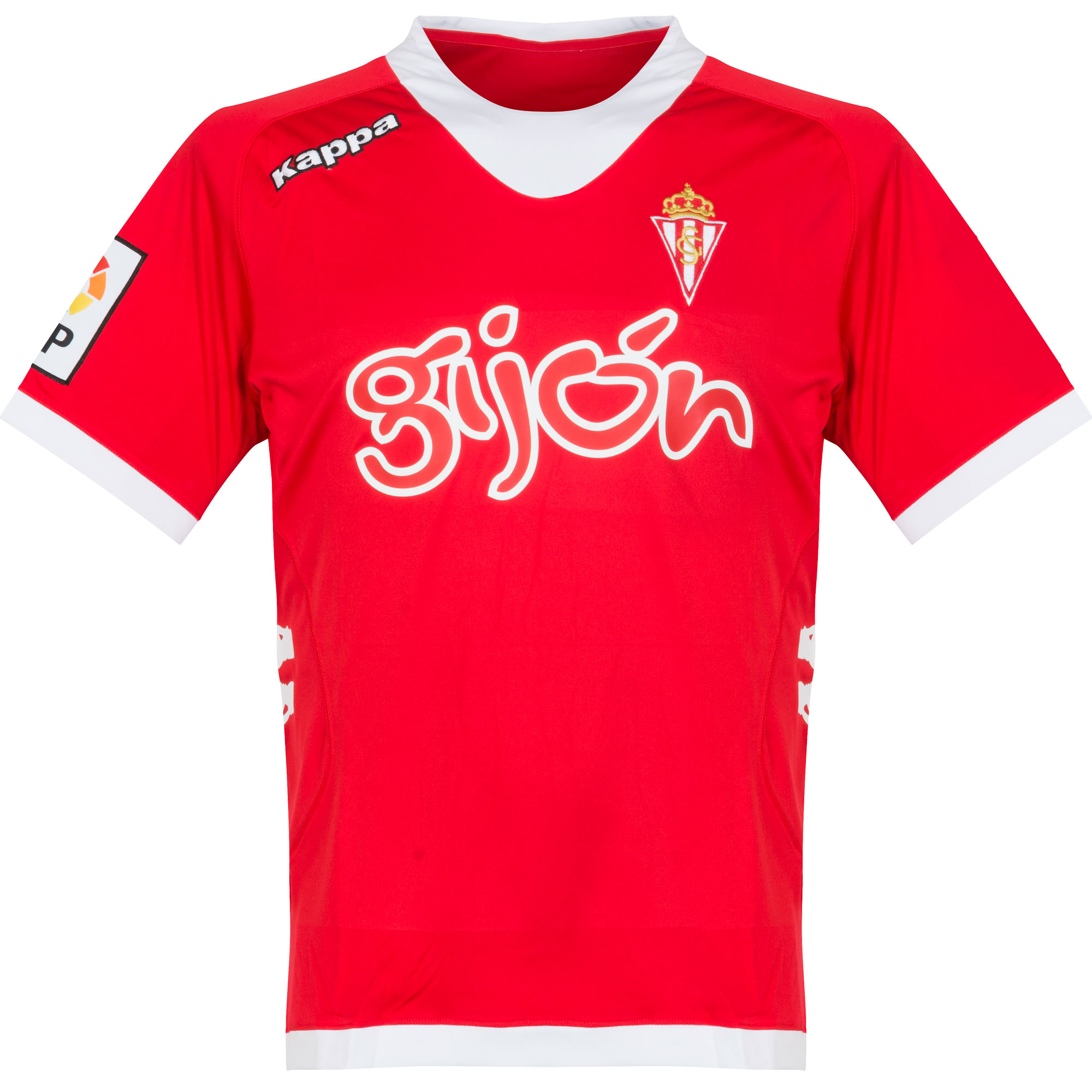 Sporting Gijon Away Shirt 2012 2013