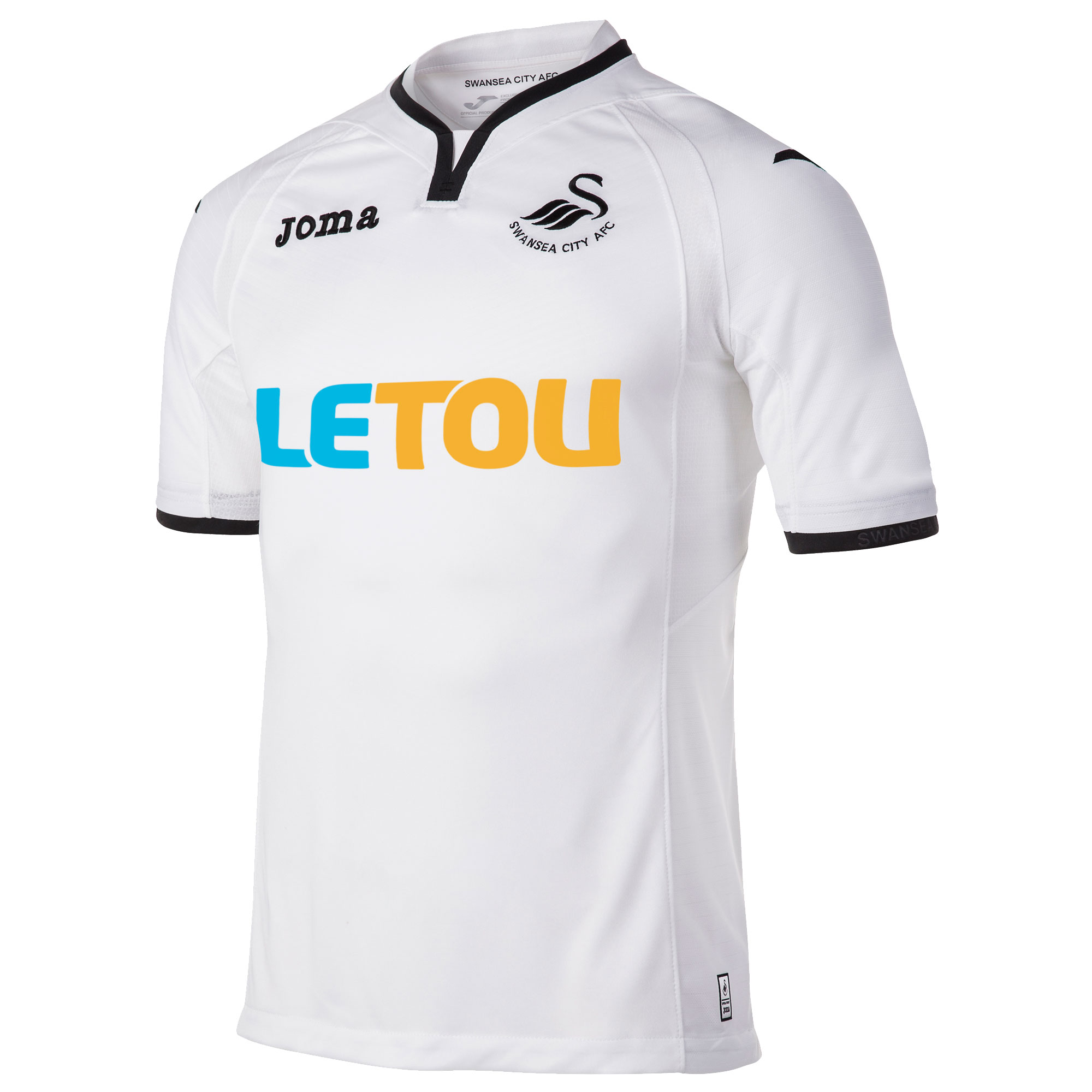 Swansea City Home Jersey 2017 / 2018 - L